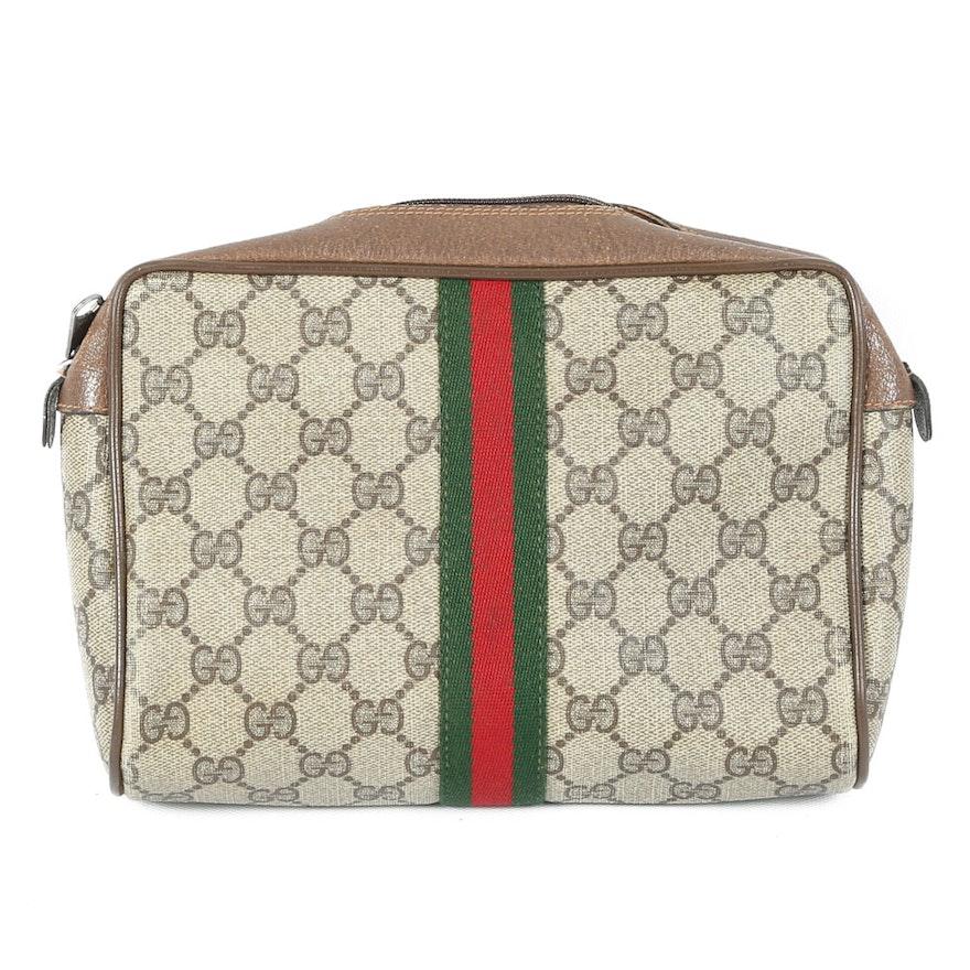 fef612cb9f9 Vintage Gucci Accessory Bag   EBTH