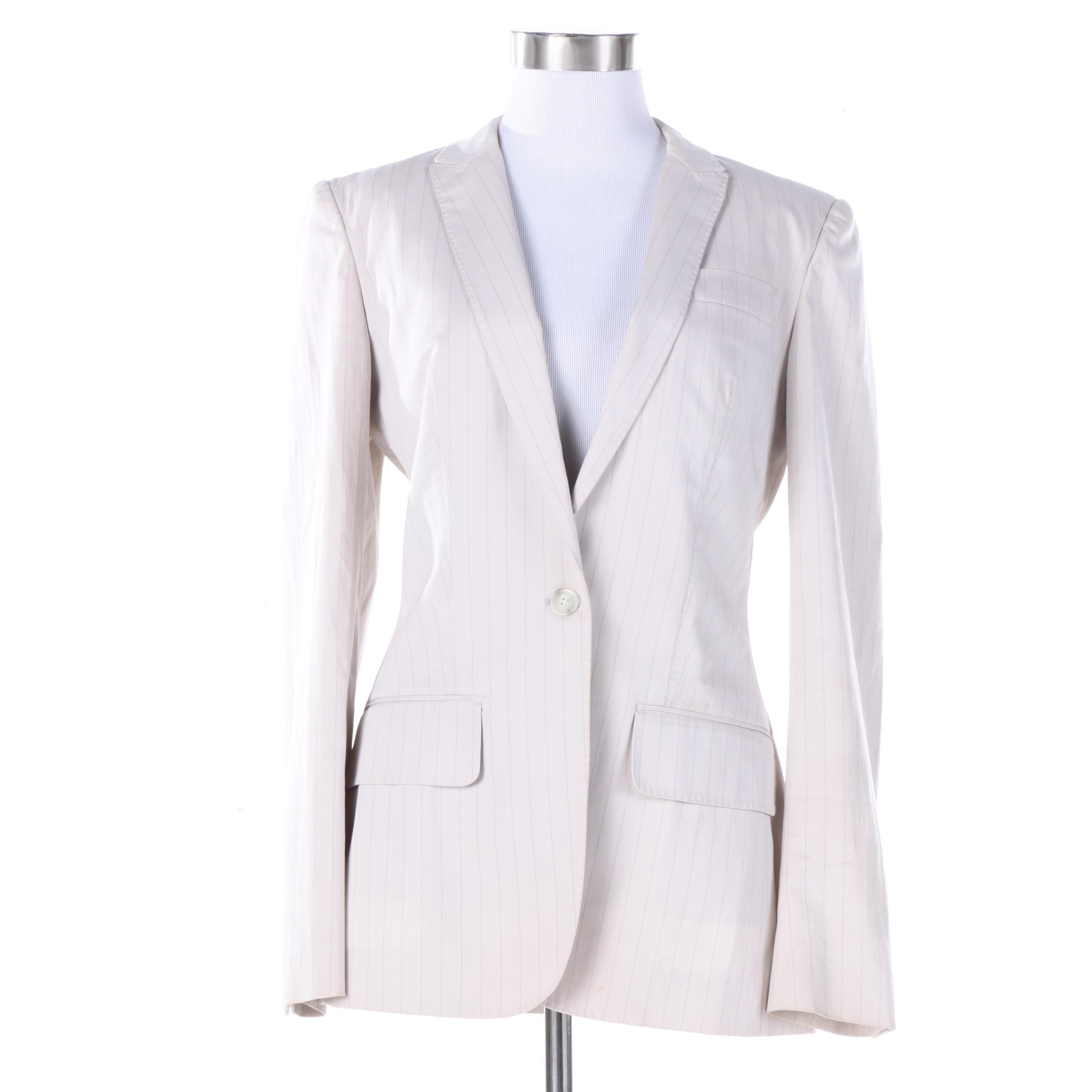 Women's Stella McCartney Striped Blazer