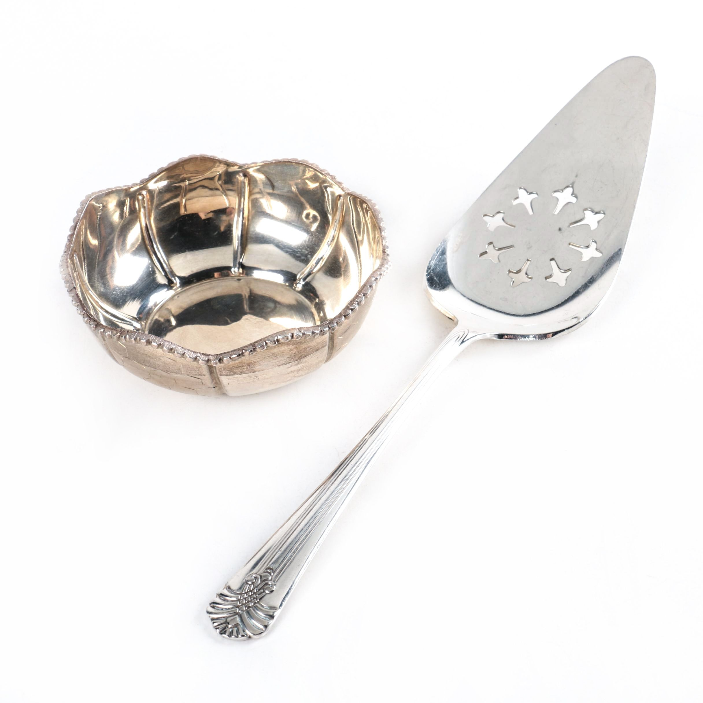 Pairing of Silver Plate Items Including Vogue