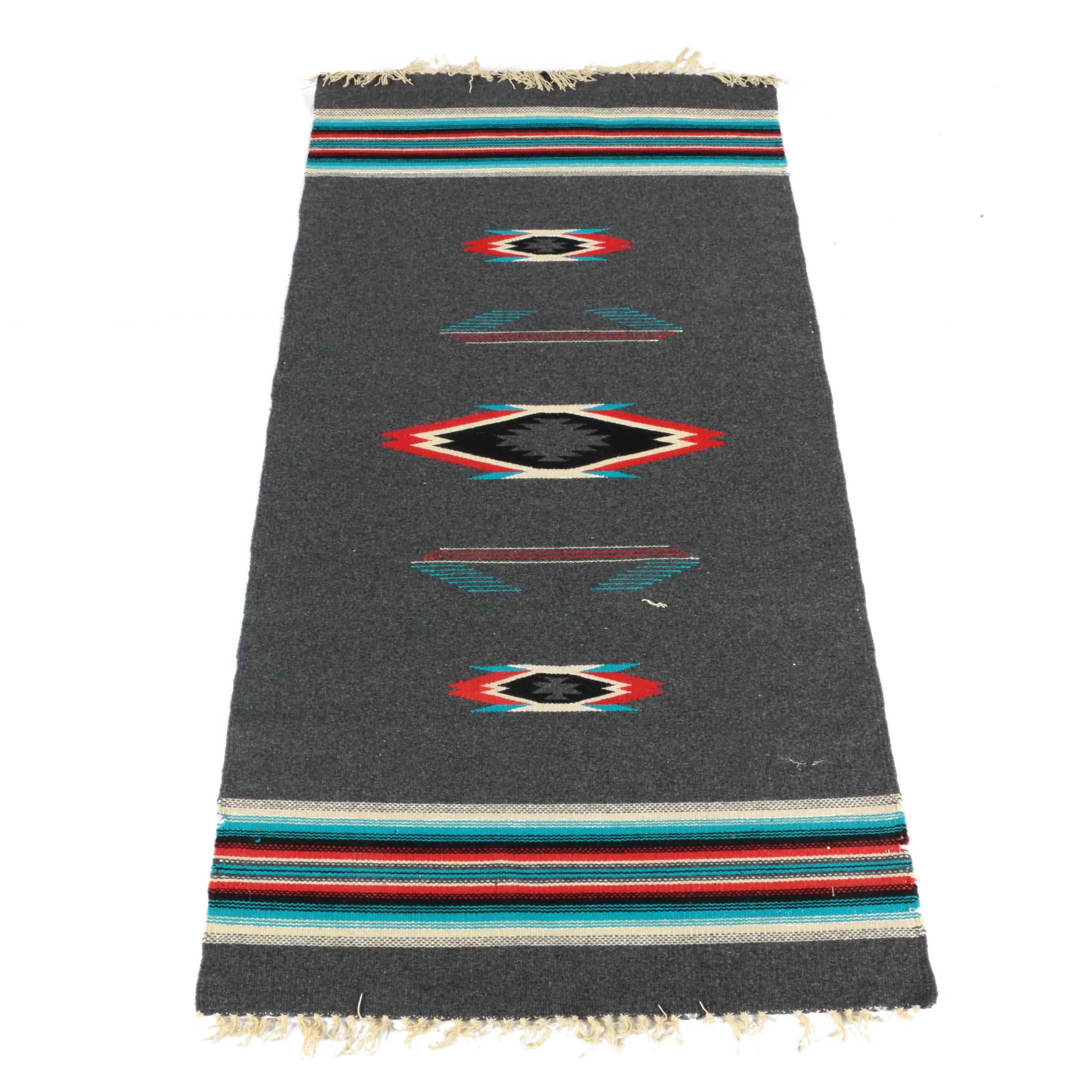 Handwoven Native American-Style Wall Hanging