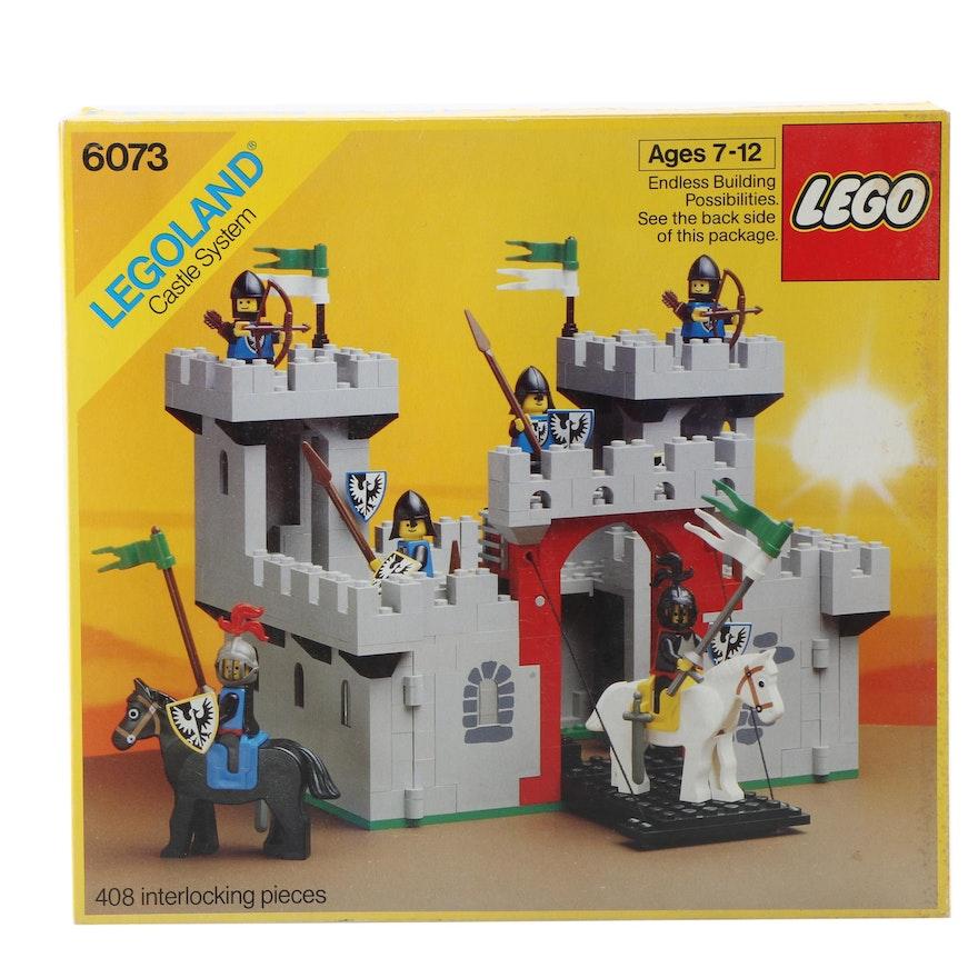 1984 Legoland Castle System Knights Castle Lego Set Ebth