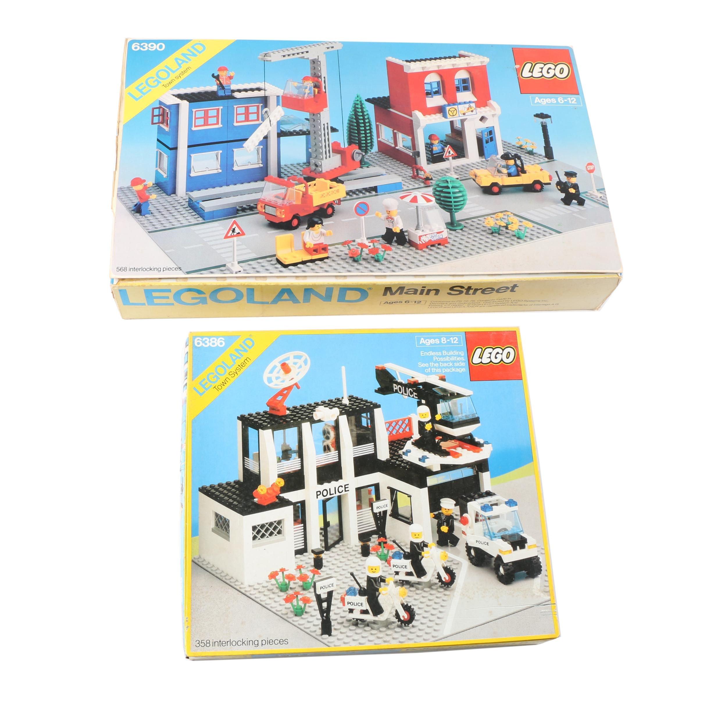 """LEGO """"Legoland"""" Play Sets"""