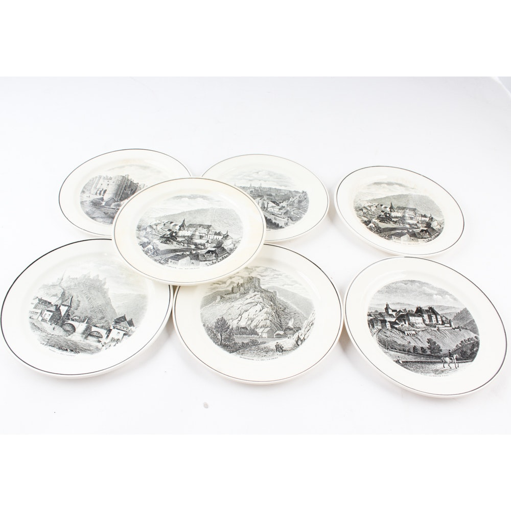 Villeroy and Boch Decorative Plates