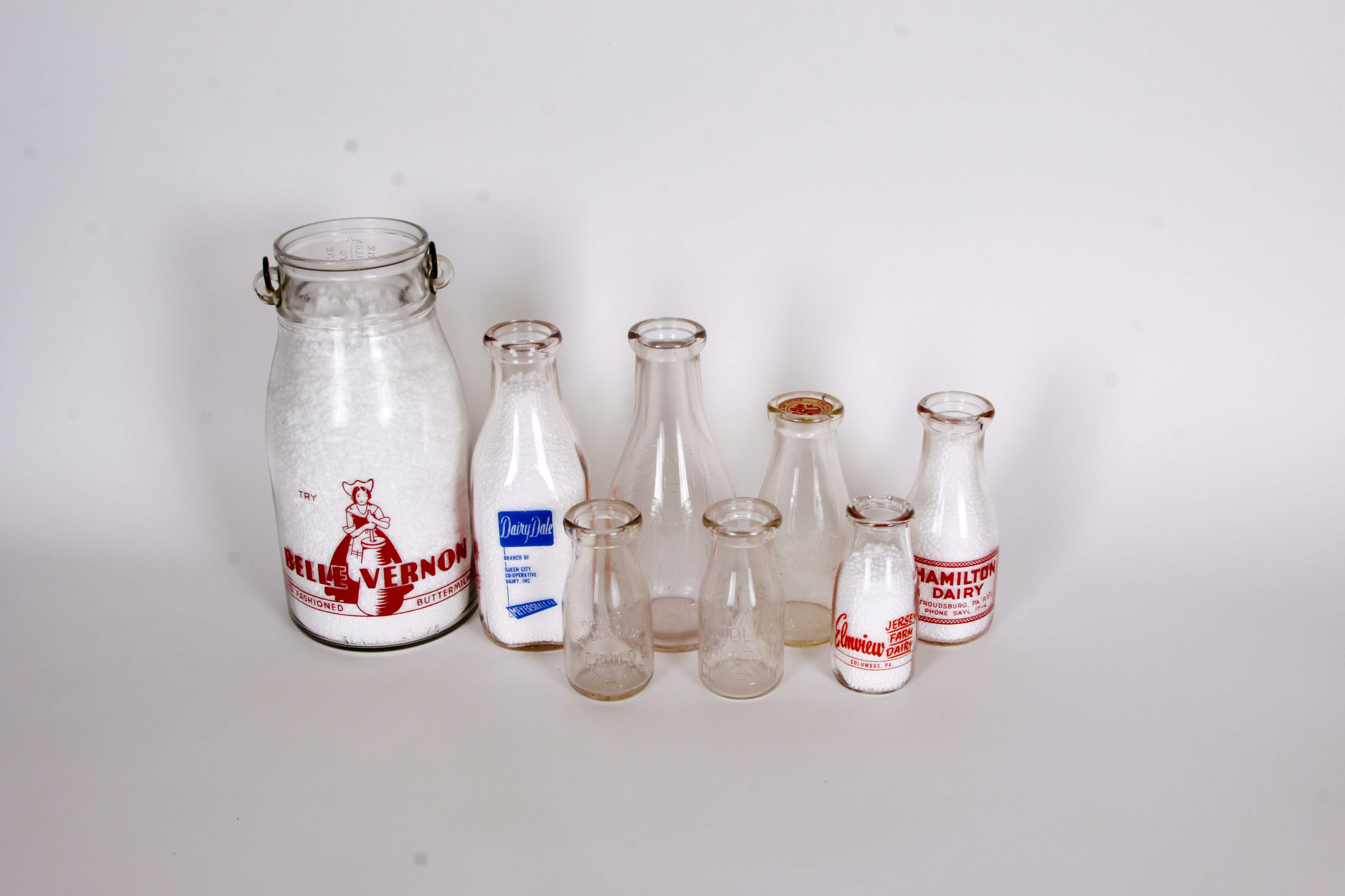 Collection of Vintage Pennsylvania Bottles I