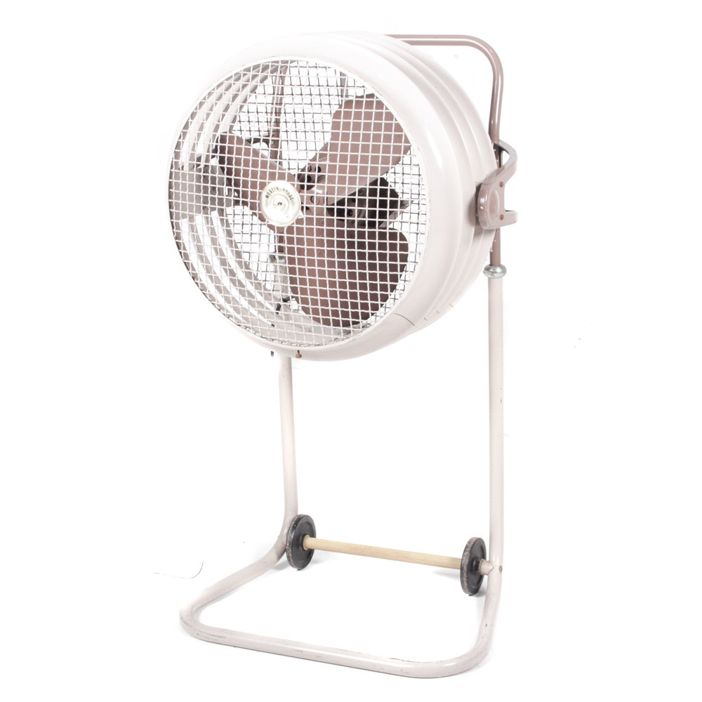 Vintage Westinghouse Mobilaire Electric Fan