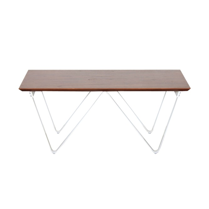 Mid Century Modern Style Coffee Table by West Elm