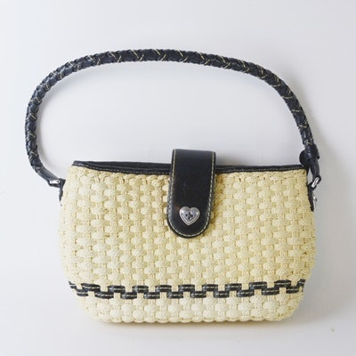 Brighton Woven Handbag