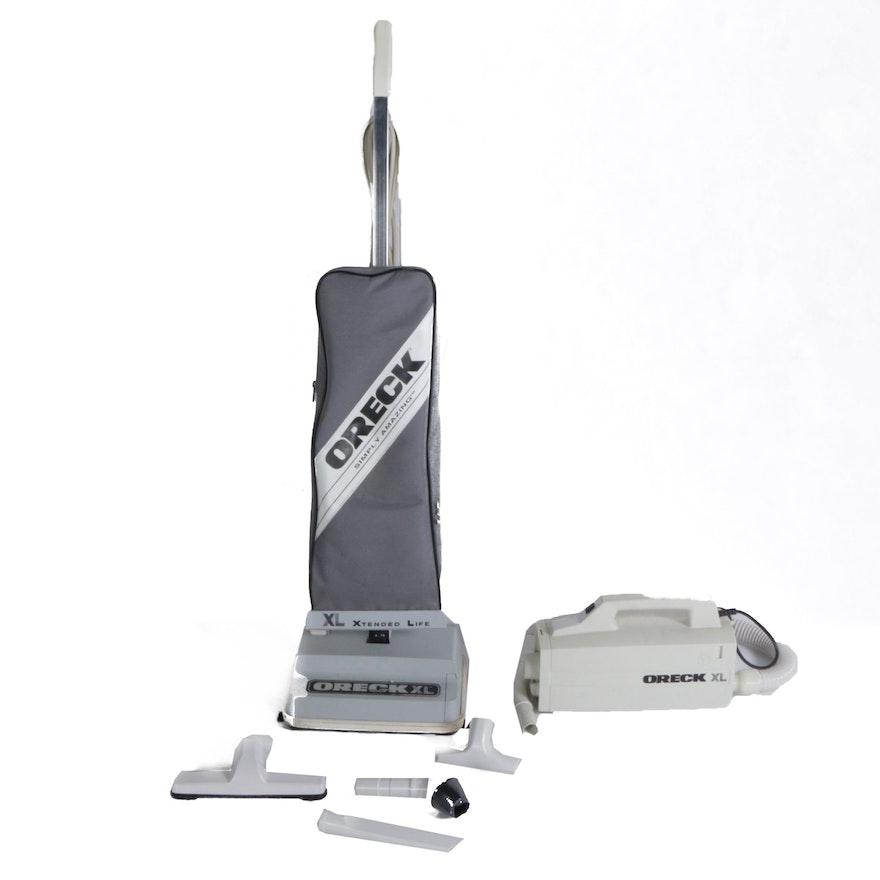 Oreck Vacuum Cleaners EBTH