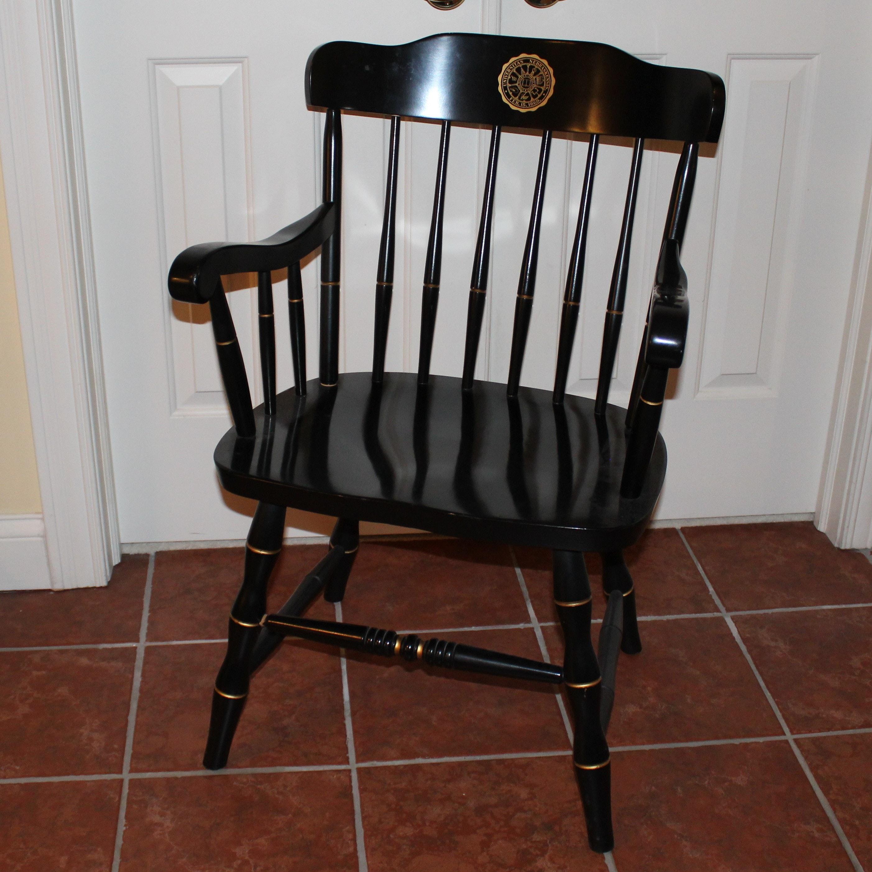 University Chair from The University of Nebraska