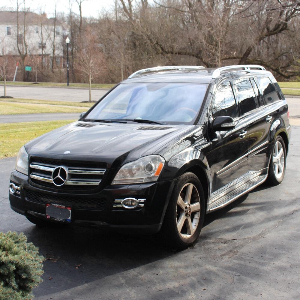 2007 Mercedes-Benz GL 450 4matic SUV