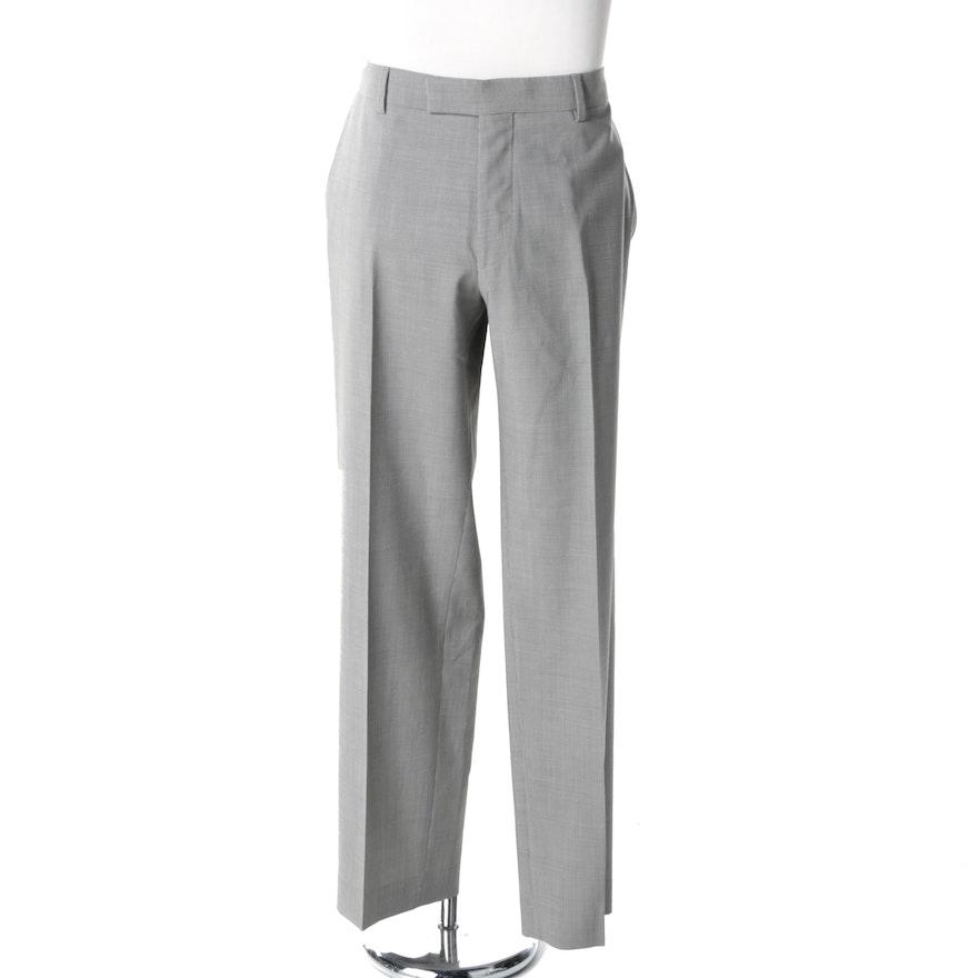 a1f931d8e Men's BOSS Hugo Boss James Brown Wool Suit Trousers : EBTH