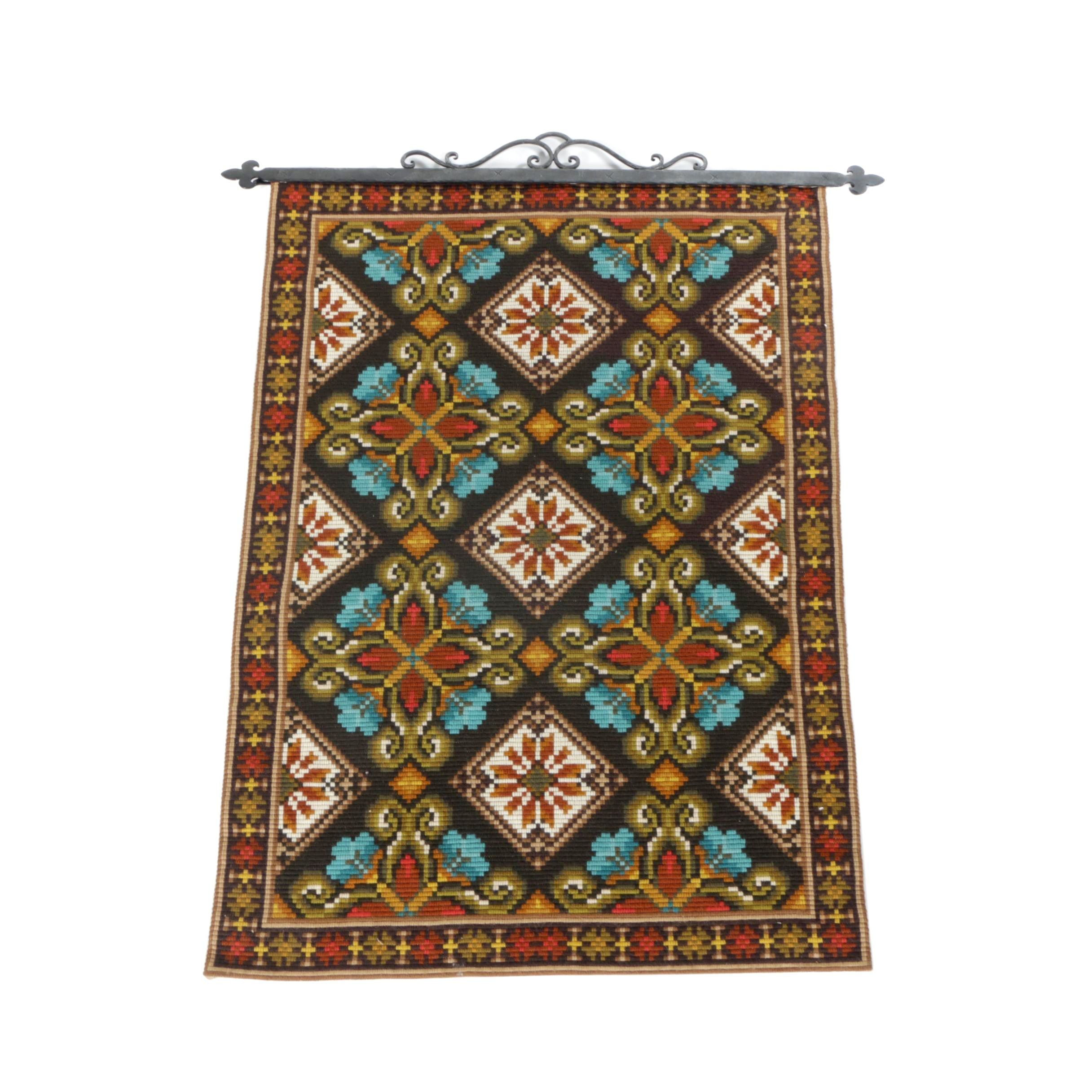 Needlepoint Hanging Tapestry