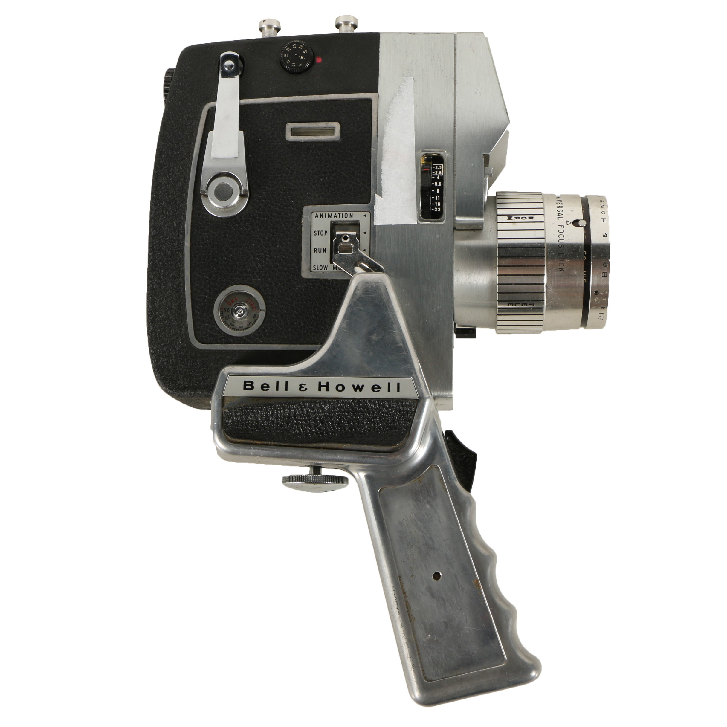 Bell & Howell Zoomatic Movie Camera