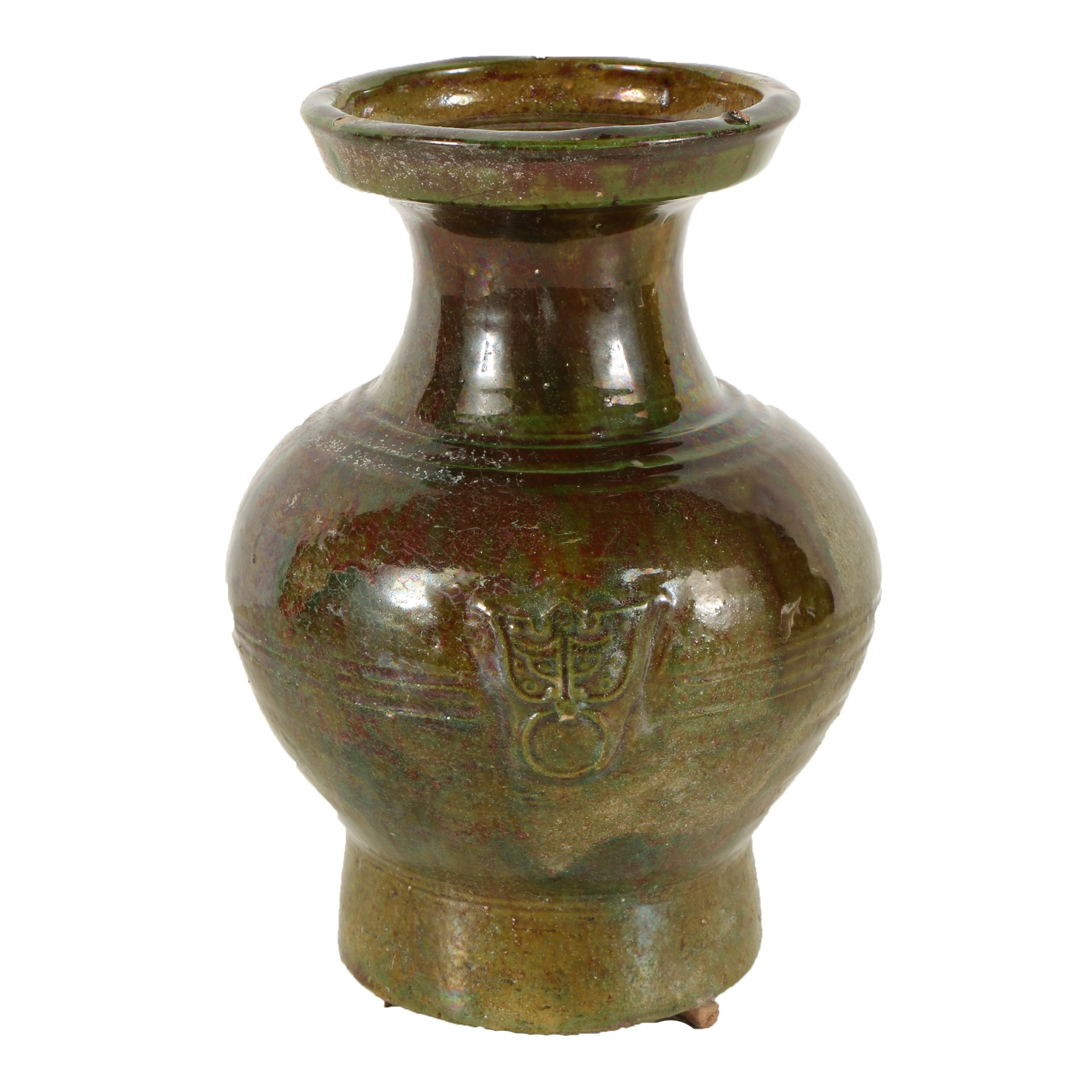 Chinese Han Dynasty Style Vessel