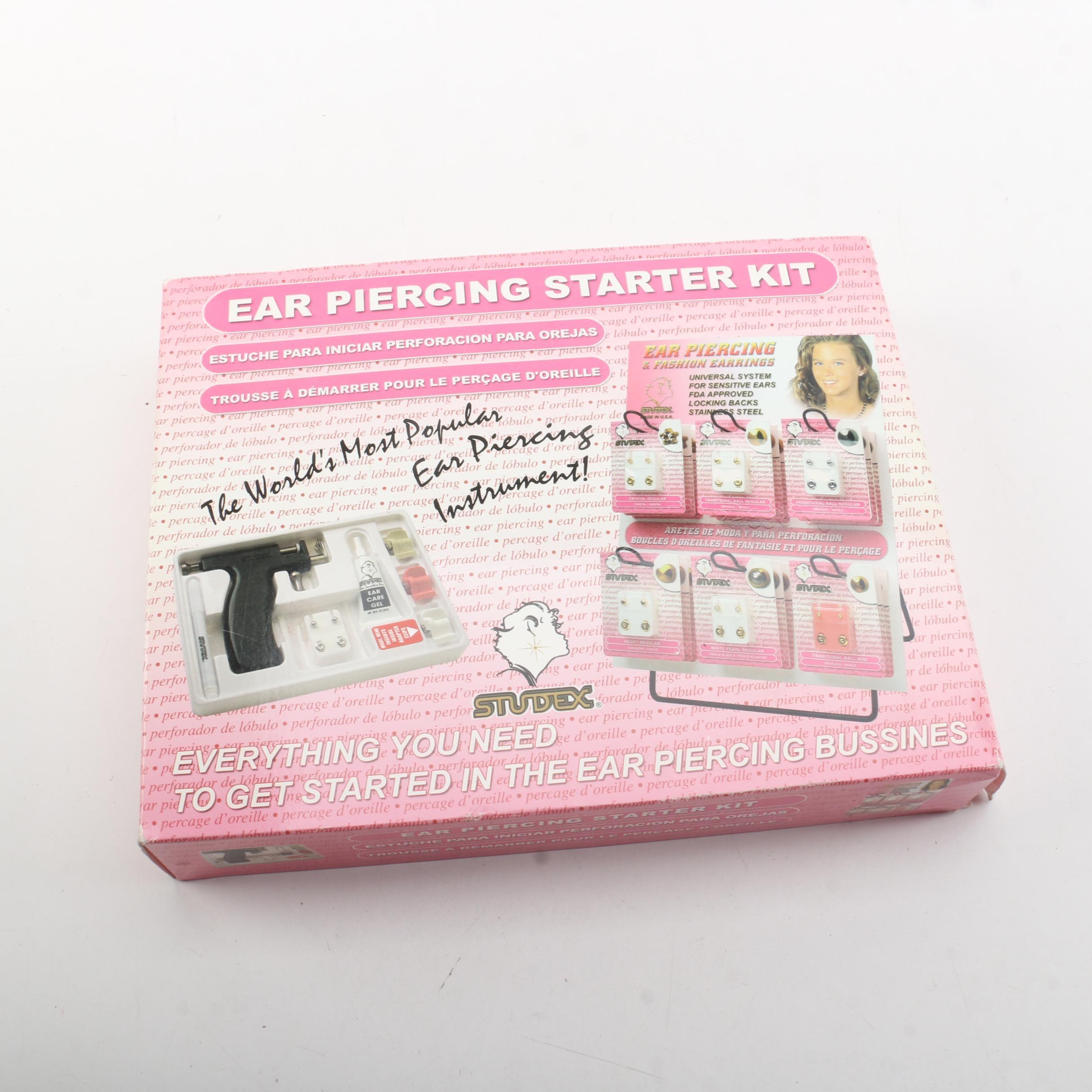 Studex Universal Ear Piercing Starter Kit