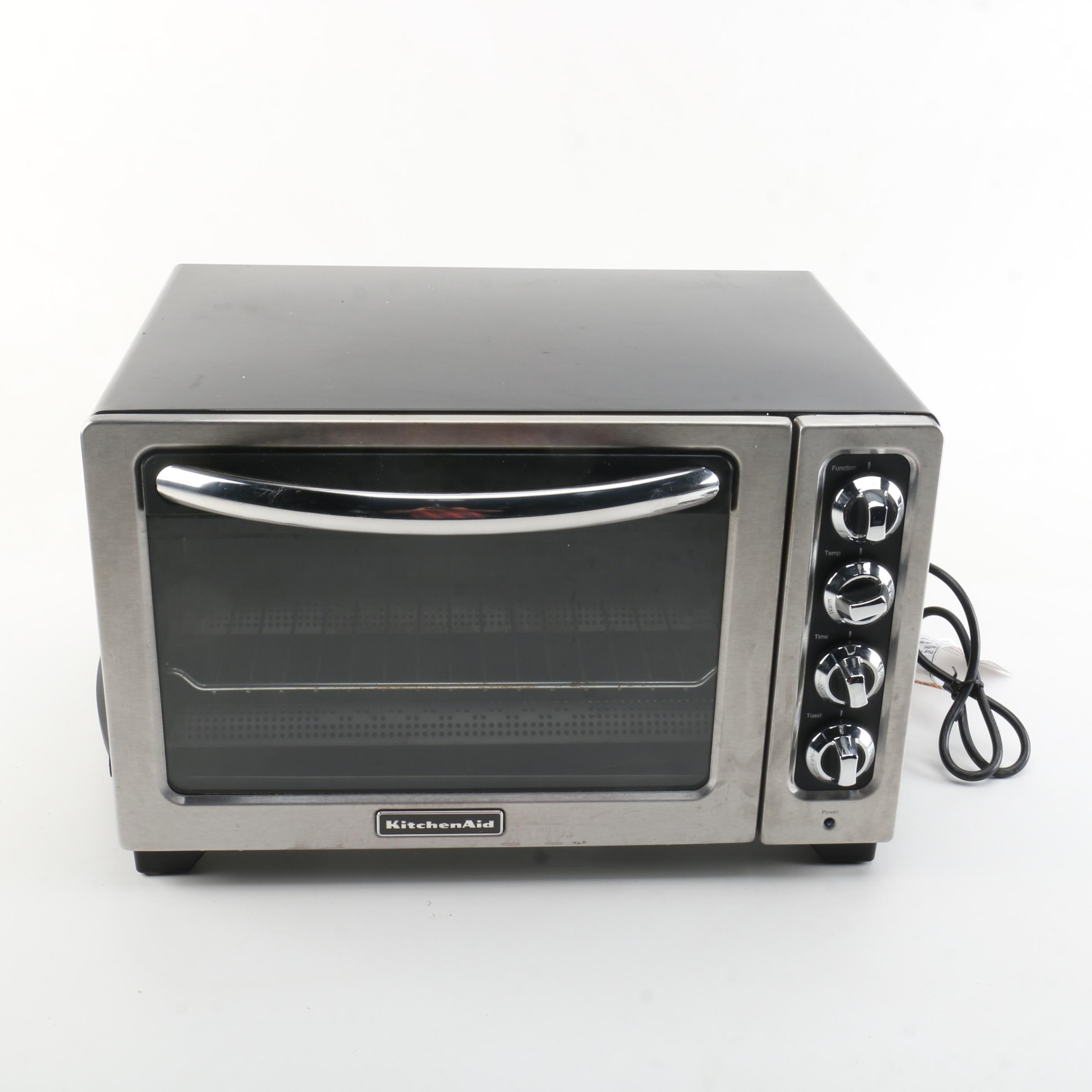 KitchenAid Electric Compact Oven