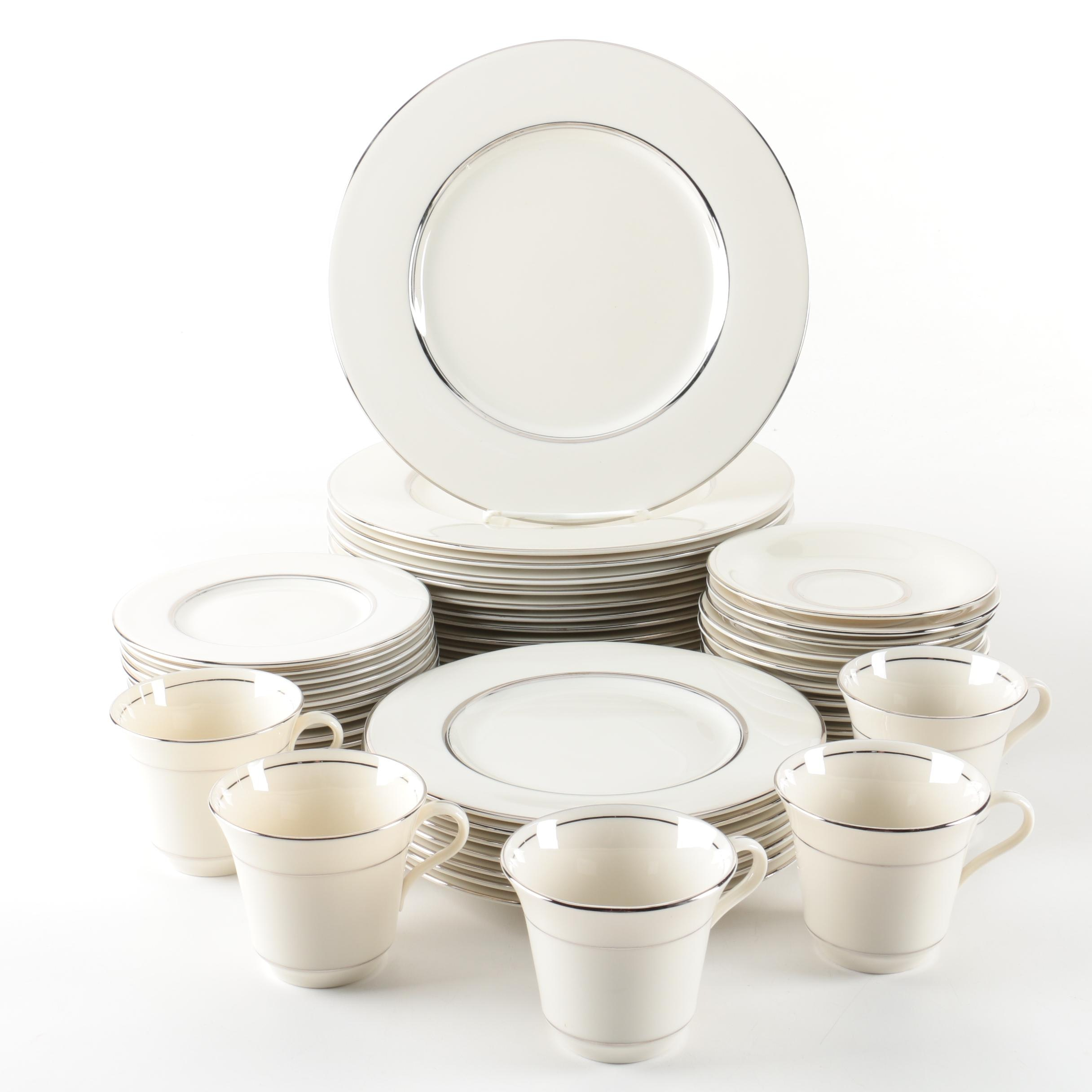 "American Manor ""Everlasting"" Porcelain Dinnerware"
