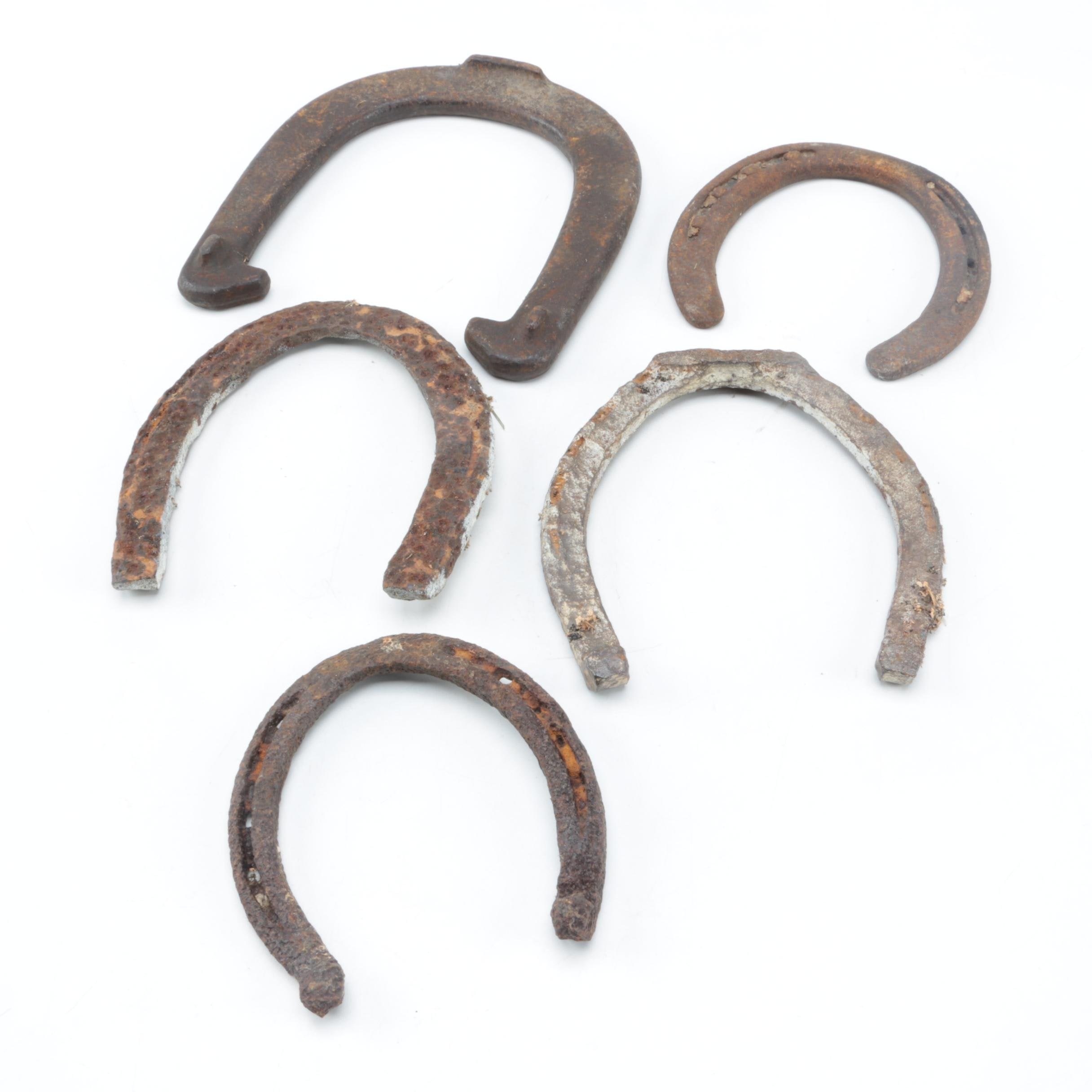 Vintage Horseshoes