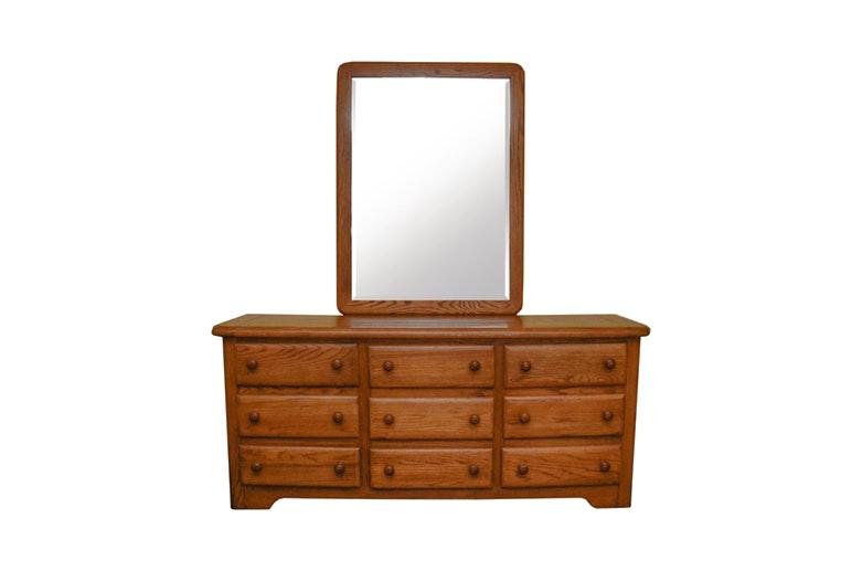 Vintage Dresser By Burlington Furniture ...