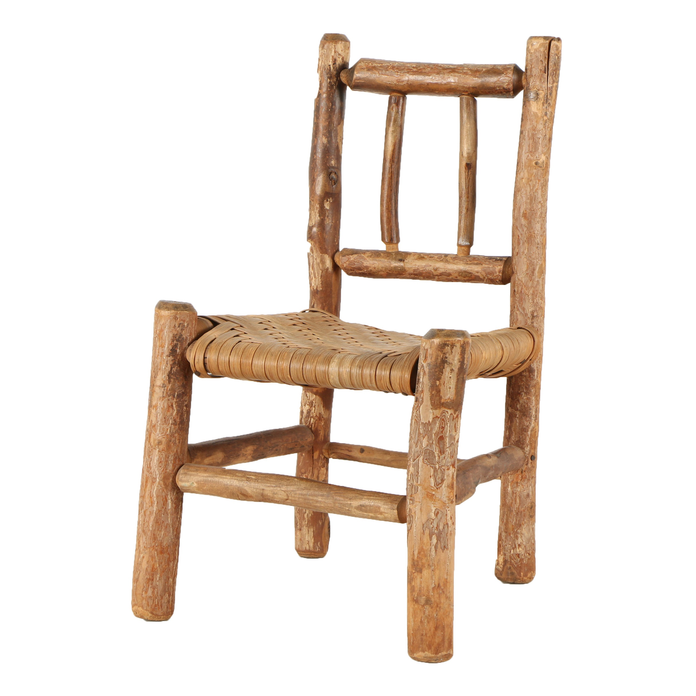 Vintage Wooden Child's Chair