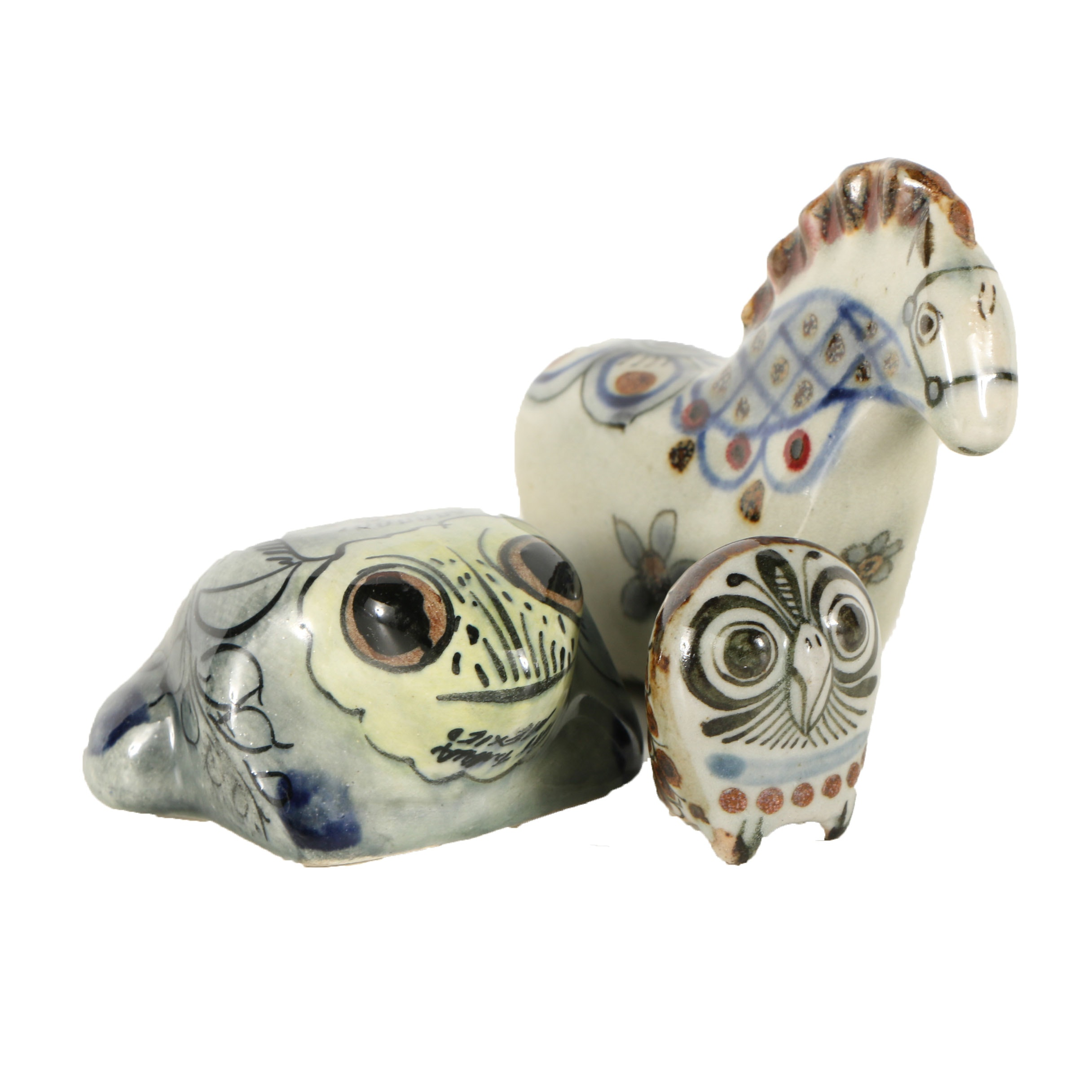 Mexican Ceramic Figurines