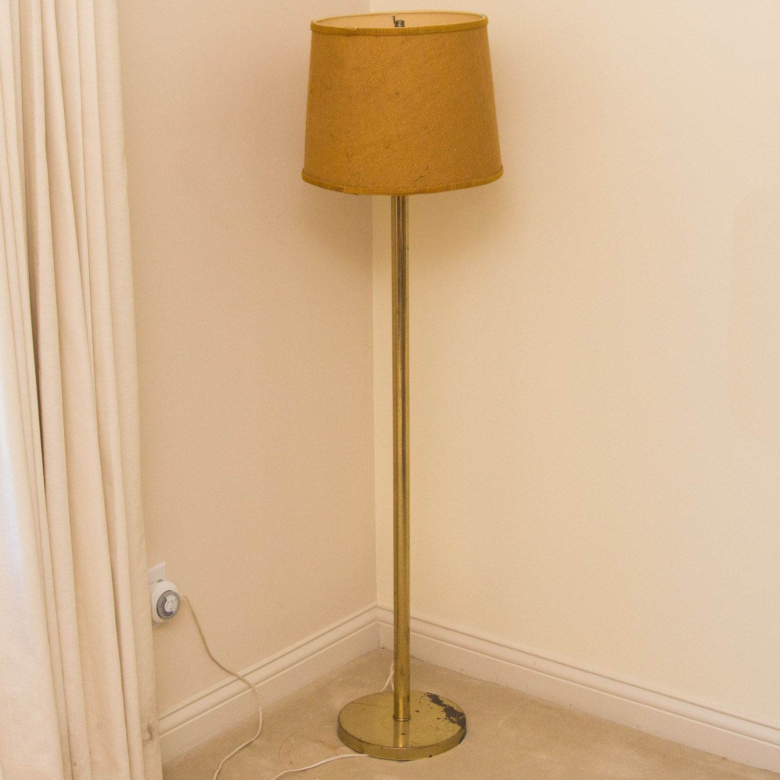 Adrian Pearsall Floor Lamp Ebth
