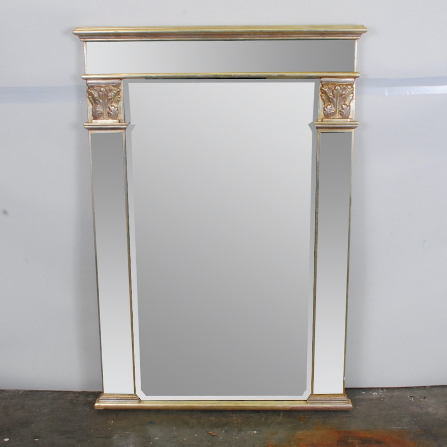 Art Deco Style Wall Mirror