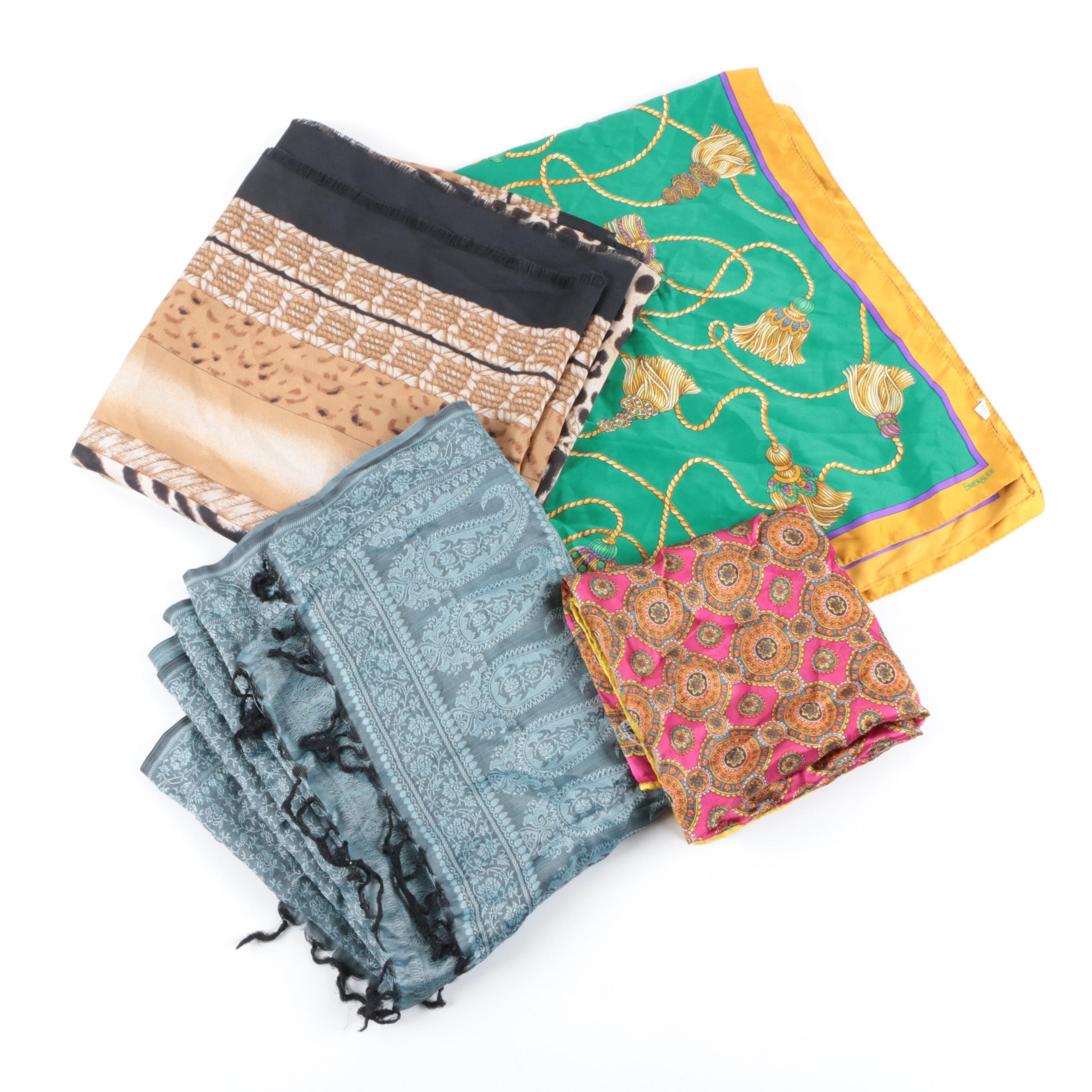Fashion Scarves and Printed Scarves