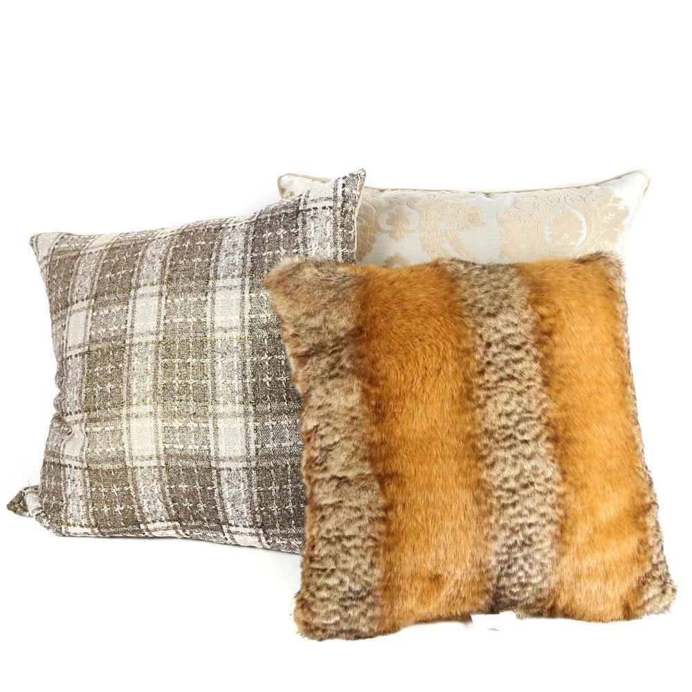 Decorative Throw Pillows Including Rodeo Home Ebth