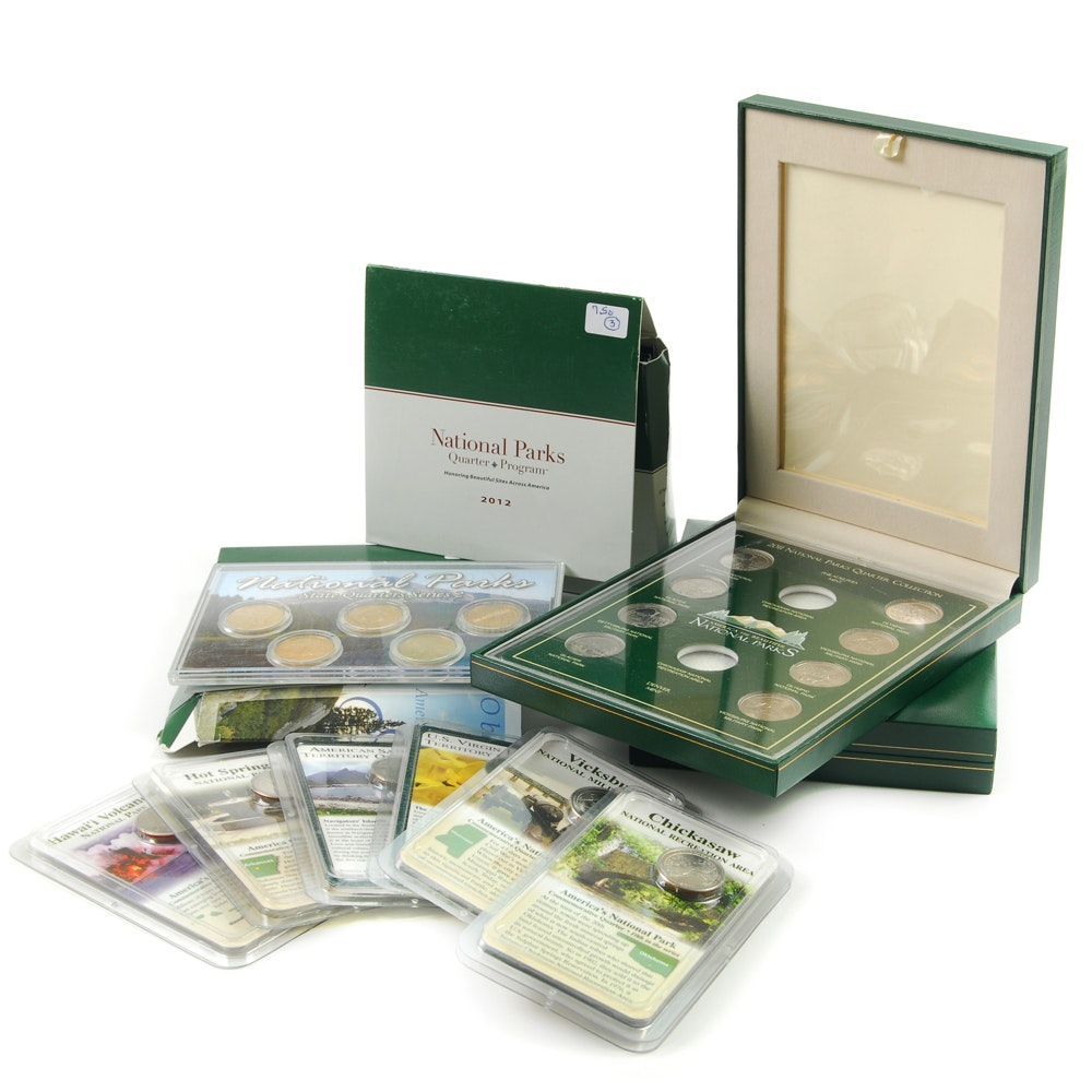 National Parks U.S. Coin Collection