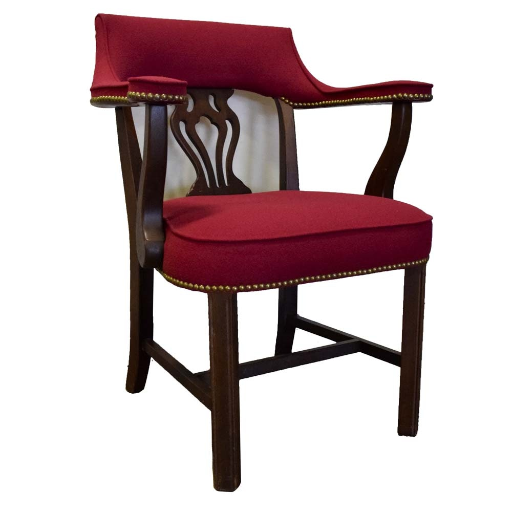 Traditional Style Captainu0027s Chair By Boling ...