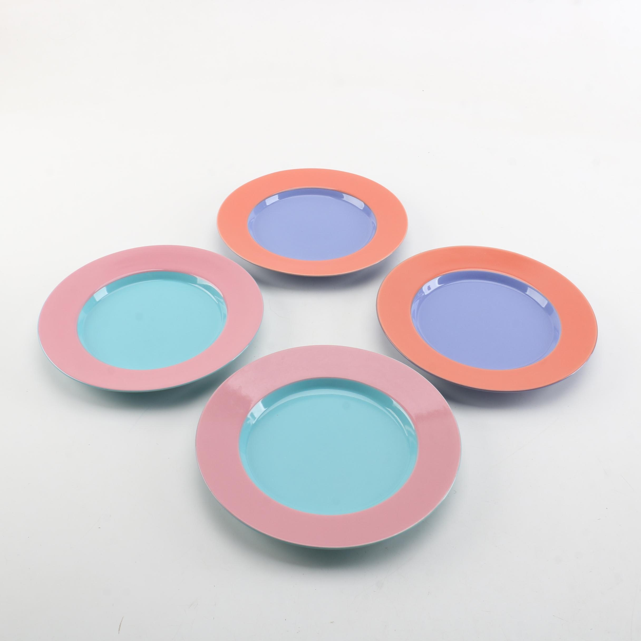 "Lindt Stymeist ""Colorways"" Salad Plates"