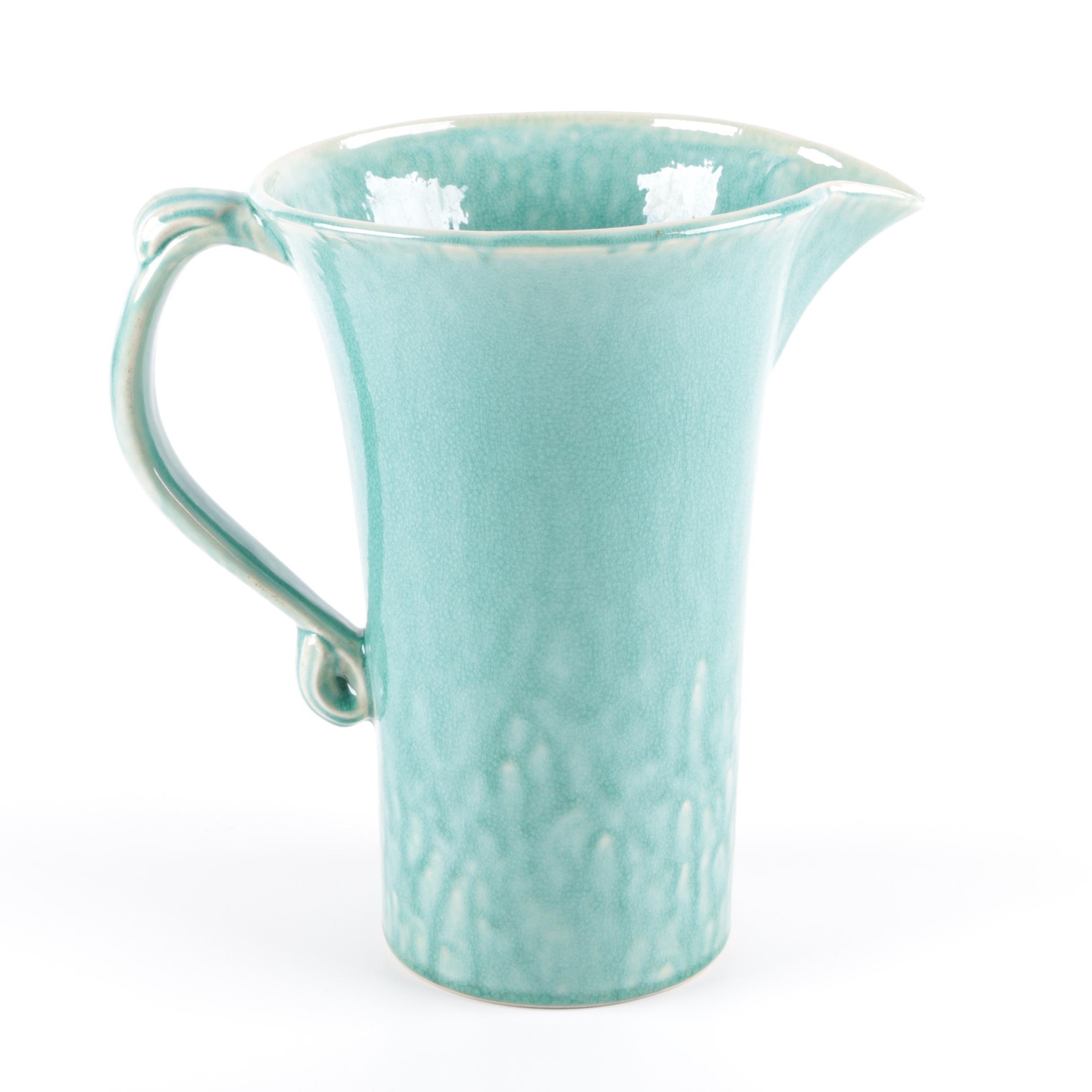 Jars Ceramic Pitcher