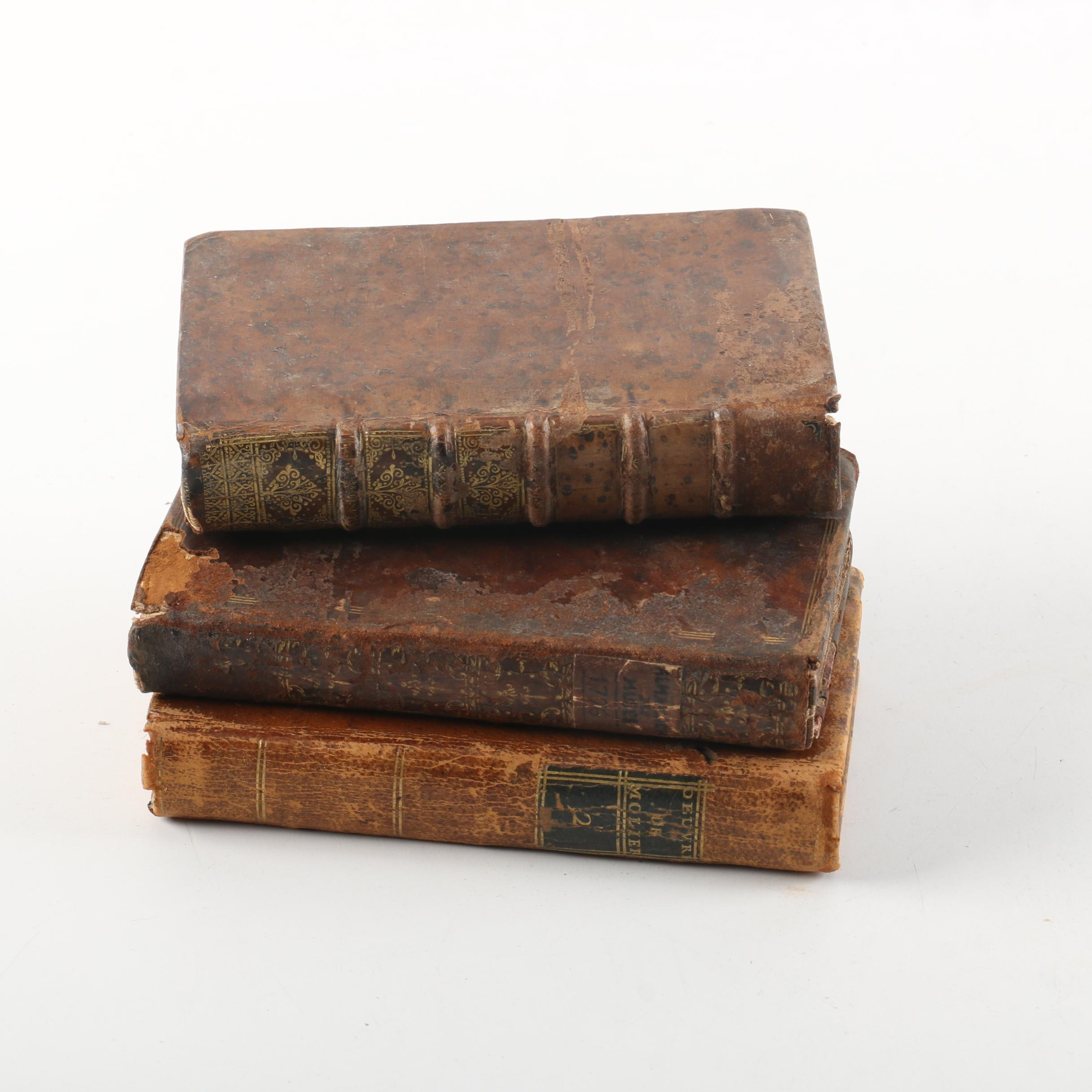 18th-Century French Books