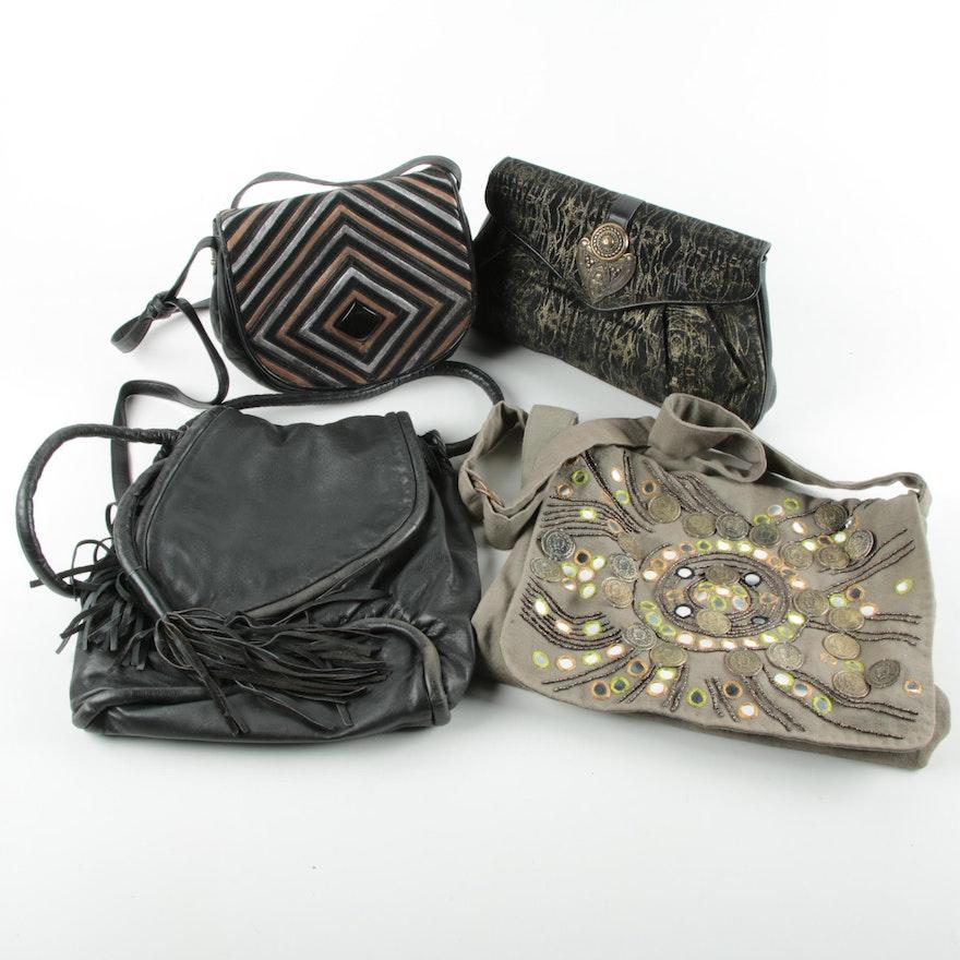 cbfae15a769 Vintage Shoulder Bags and Susan Gail Clutch   EBTH