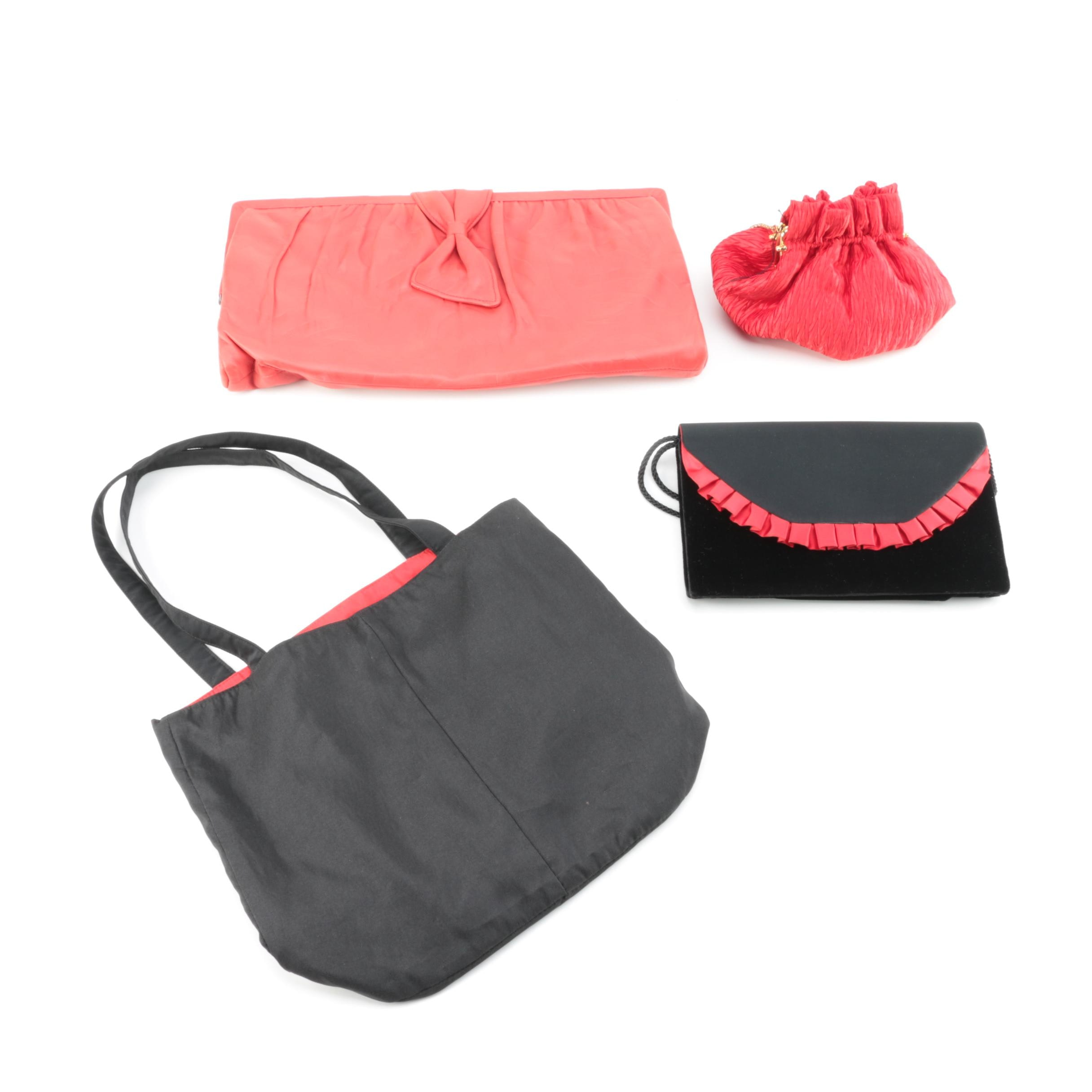 Clutch Evenings Bags with Tote Including Bloomingdale's