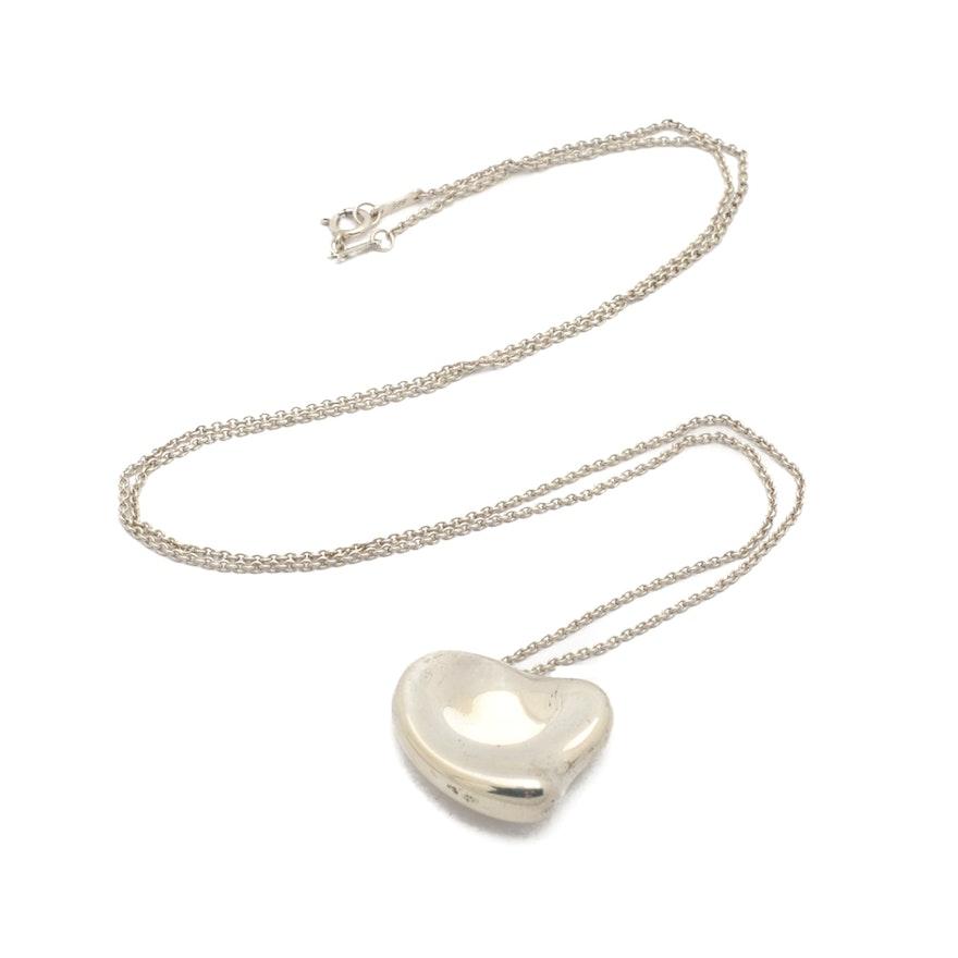 80f5dffba Elsa Peretti Tiffany & Co. Sterling Silver