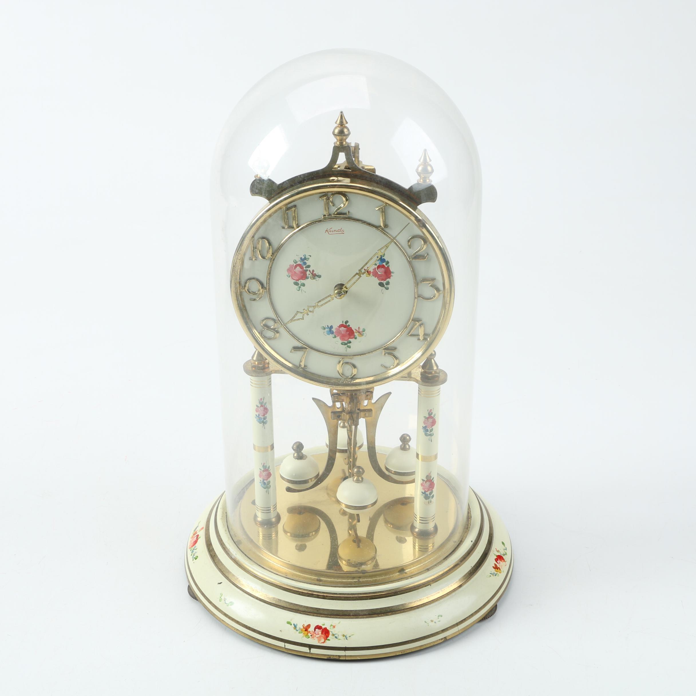 Kieninger & Obergfell Kundo Anniversary Clock