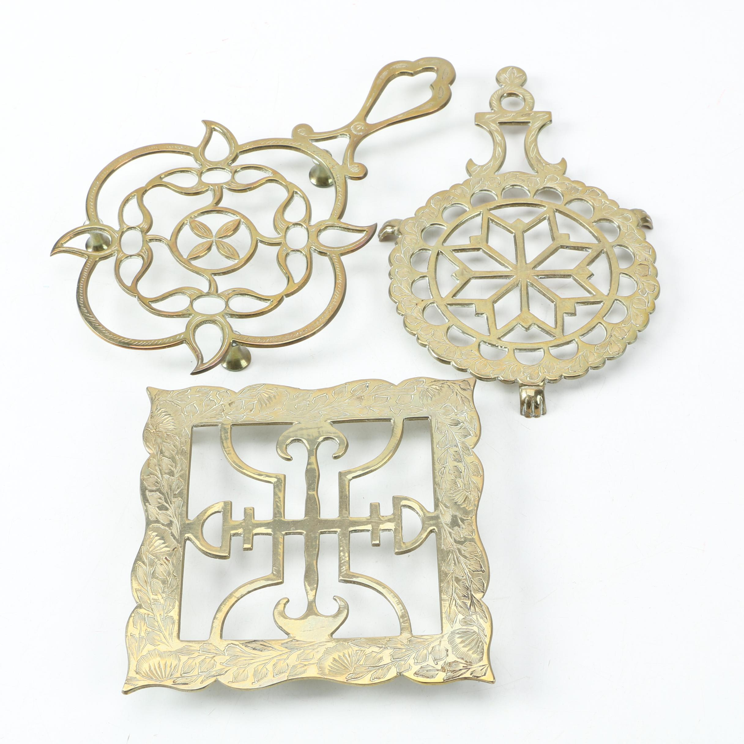 Brass Trivets Made in India