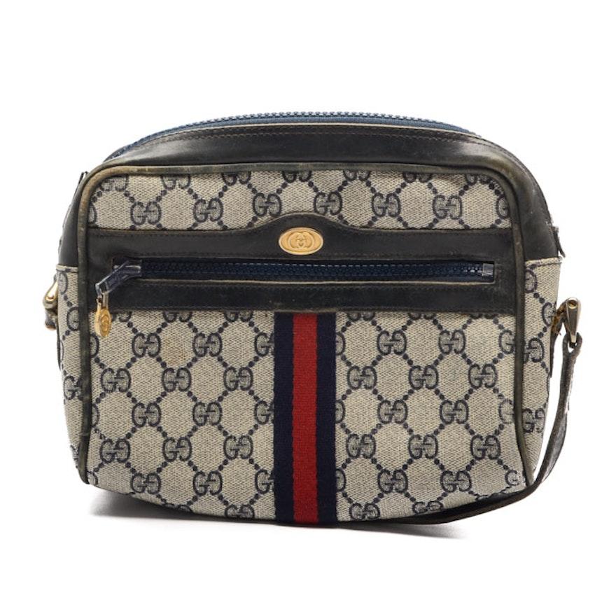 da47583190ca Vintage Gucci Supreme Shoulder Bag : EBTH