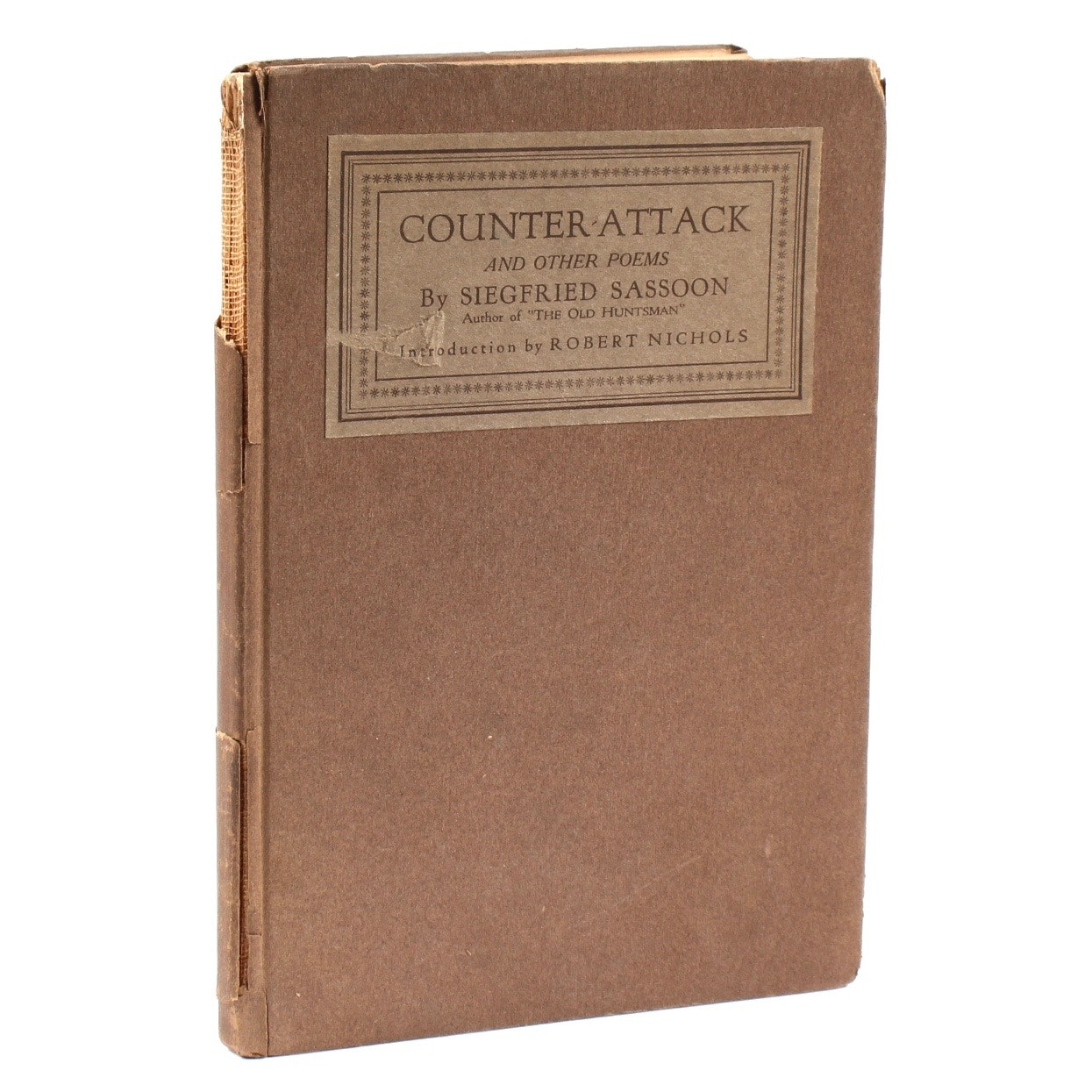 Counter-Attack and Other Poems