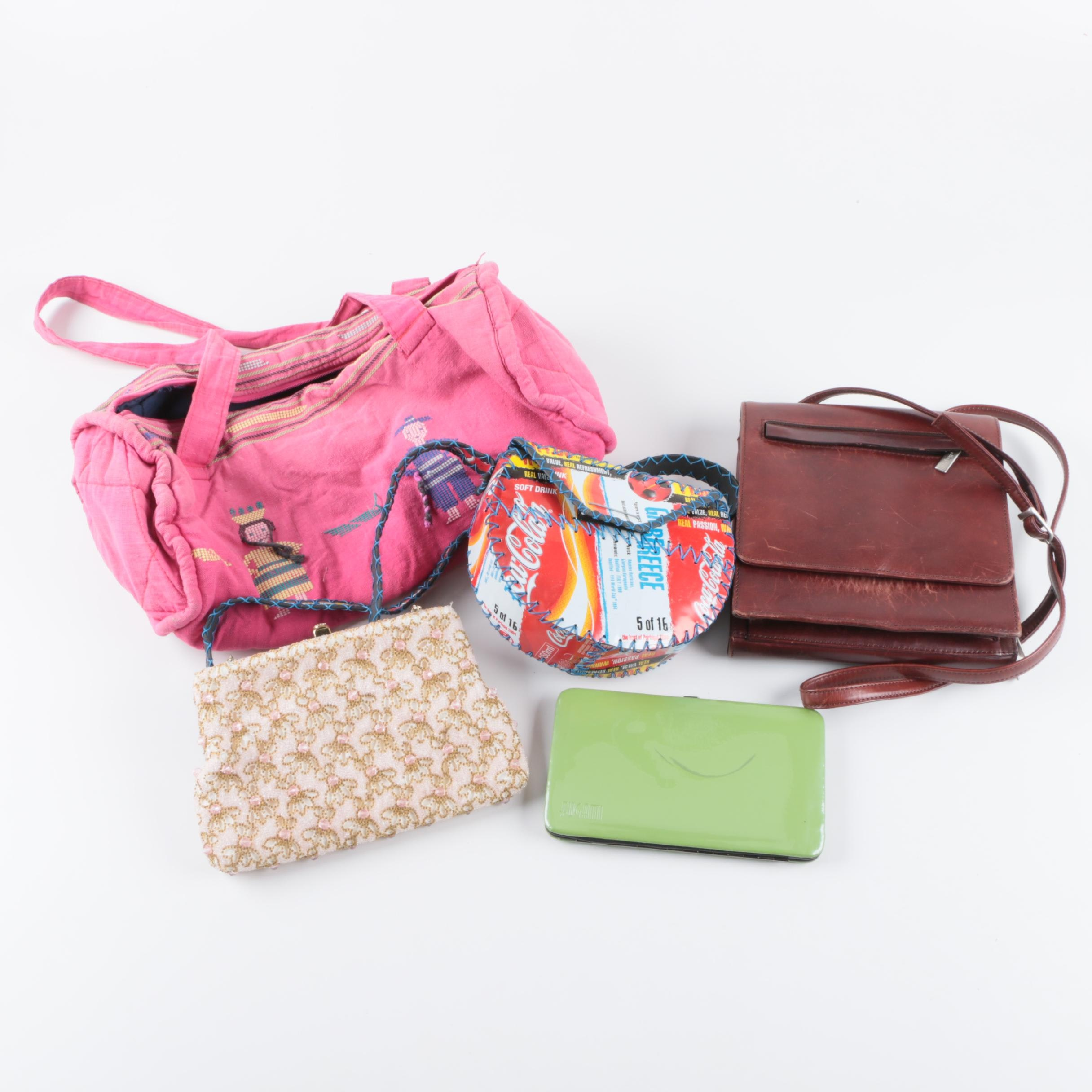 Handbag and Clutch Variety