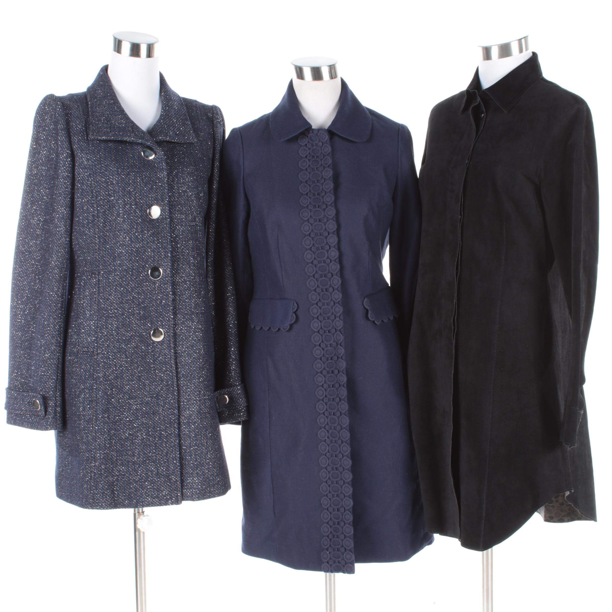 Women's Coats Including Tocca, Boden and Overland