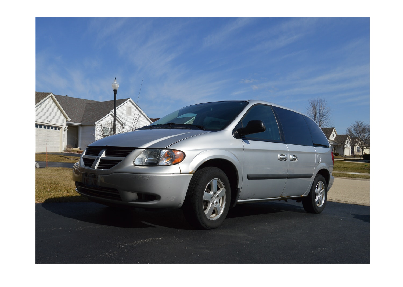 2006 Dodge Grand Caravan SXT Minivan
