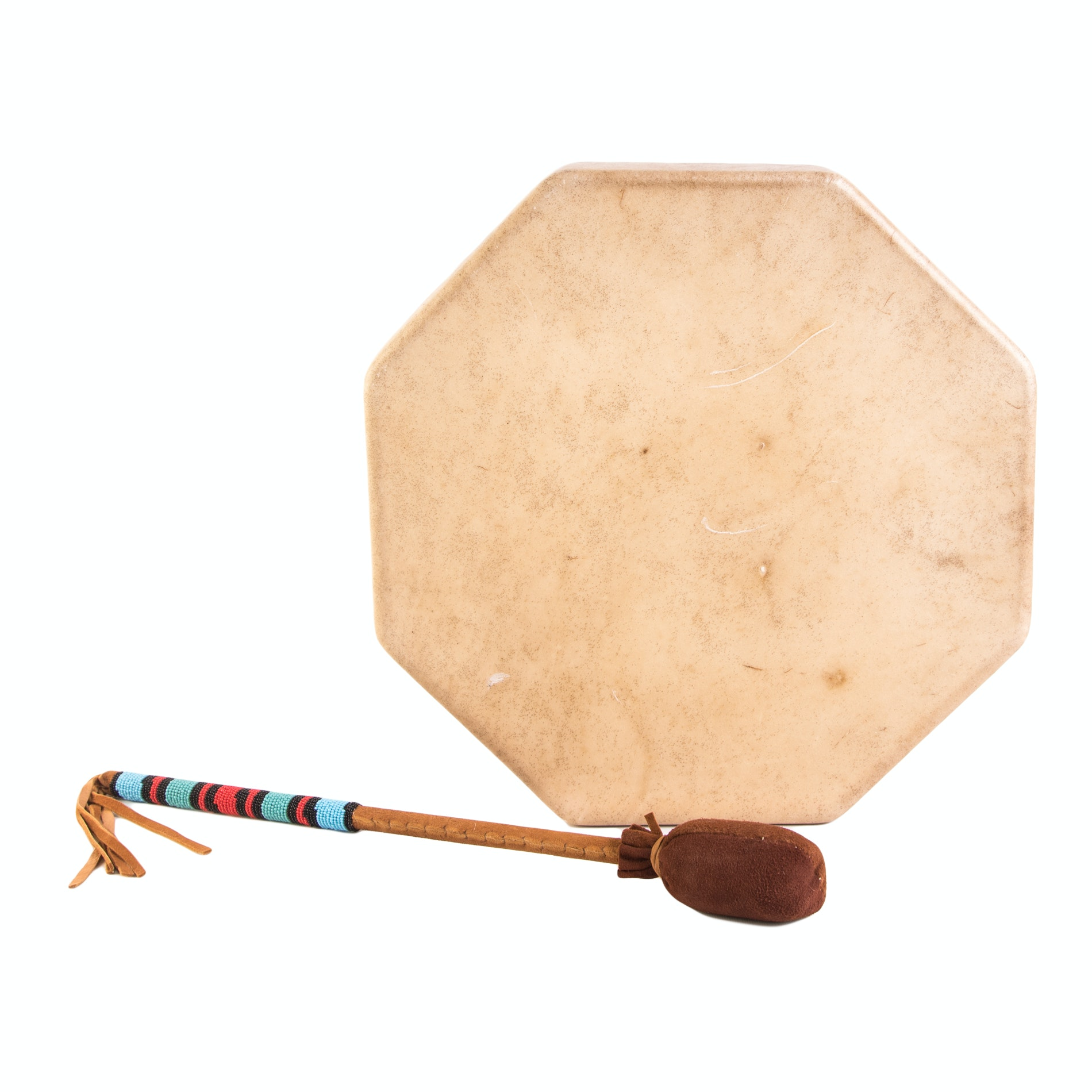 Native American Style Hand Drum