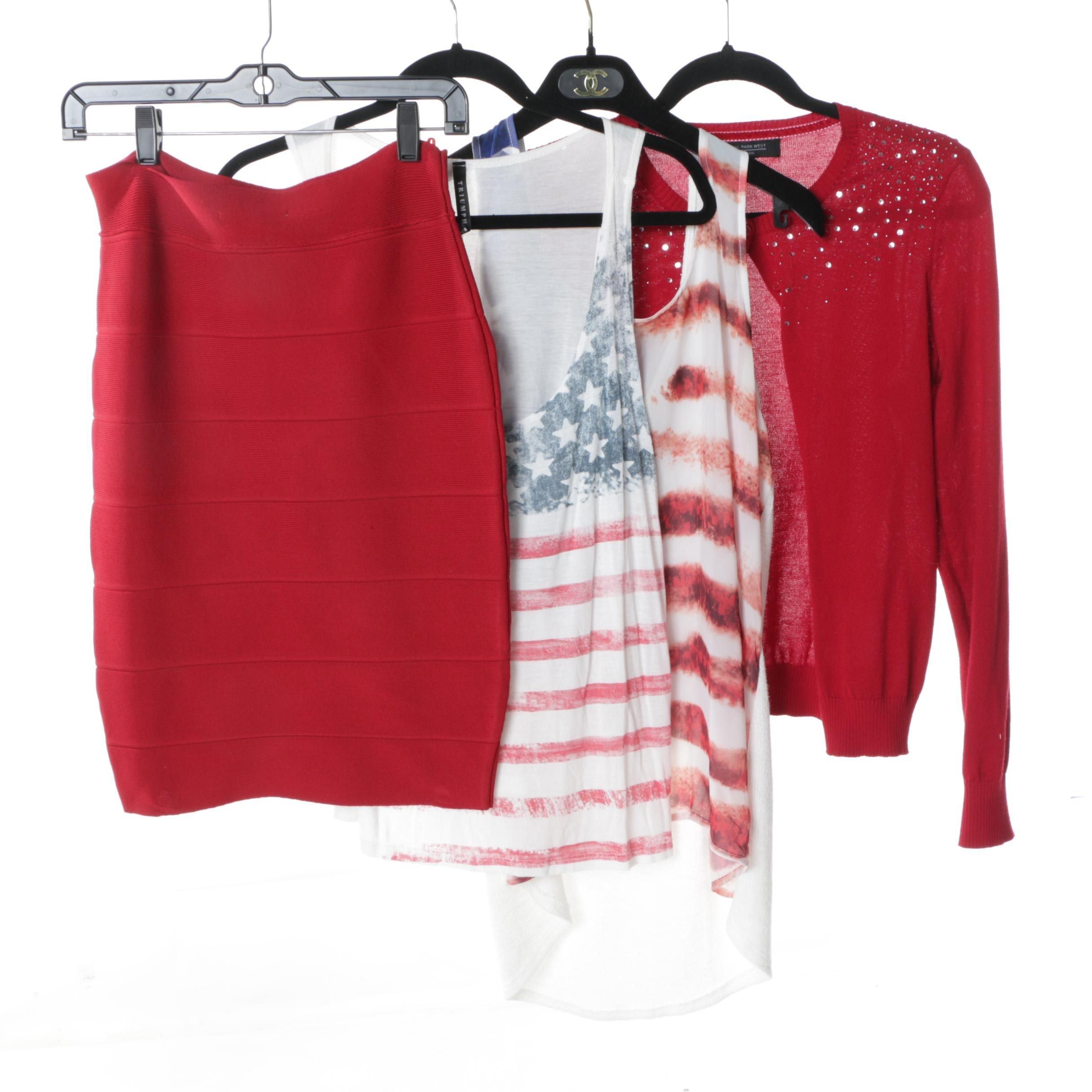 Women's Clothing Including Gianni Bini