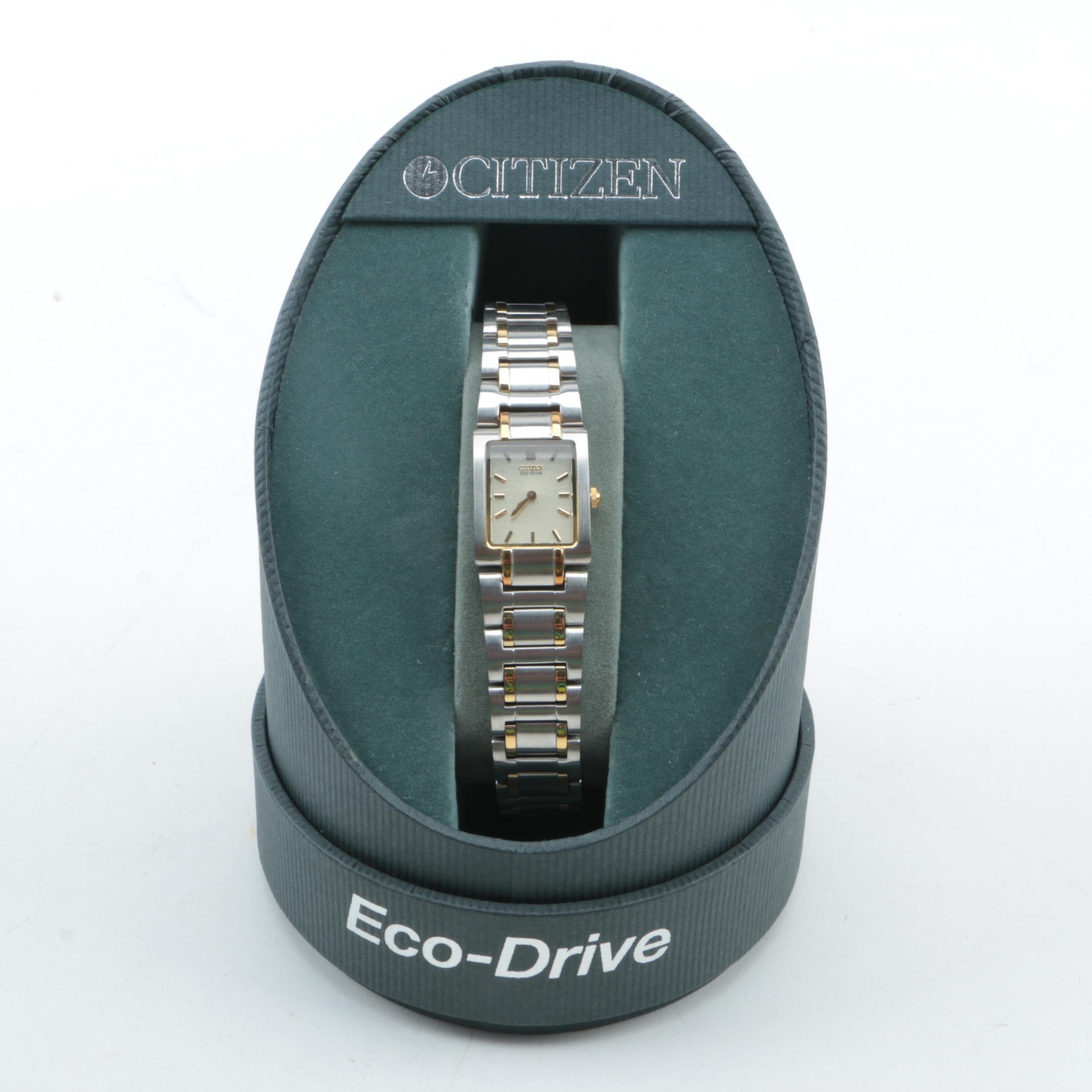 Men's Citizen Eco-Drive Watch