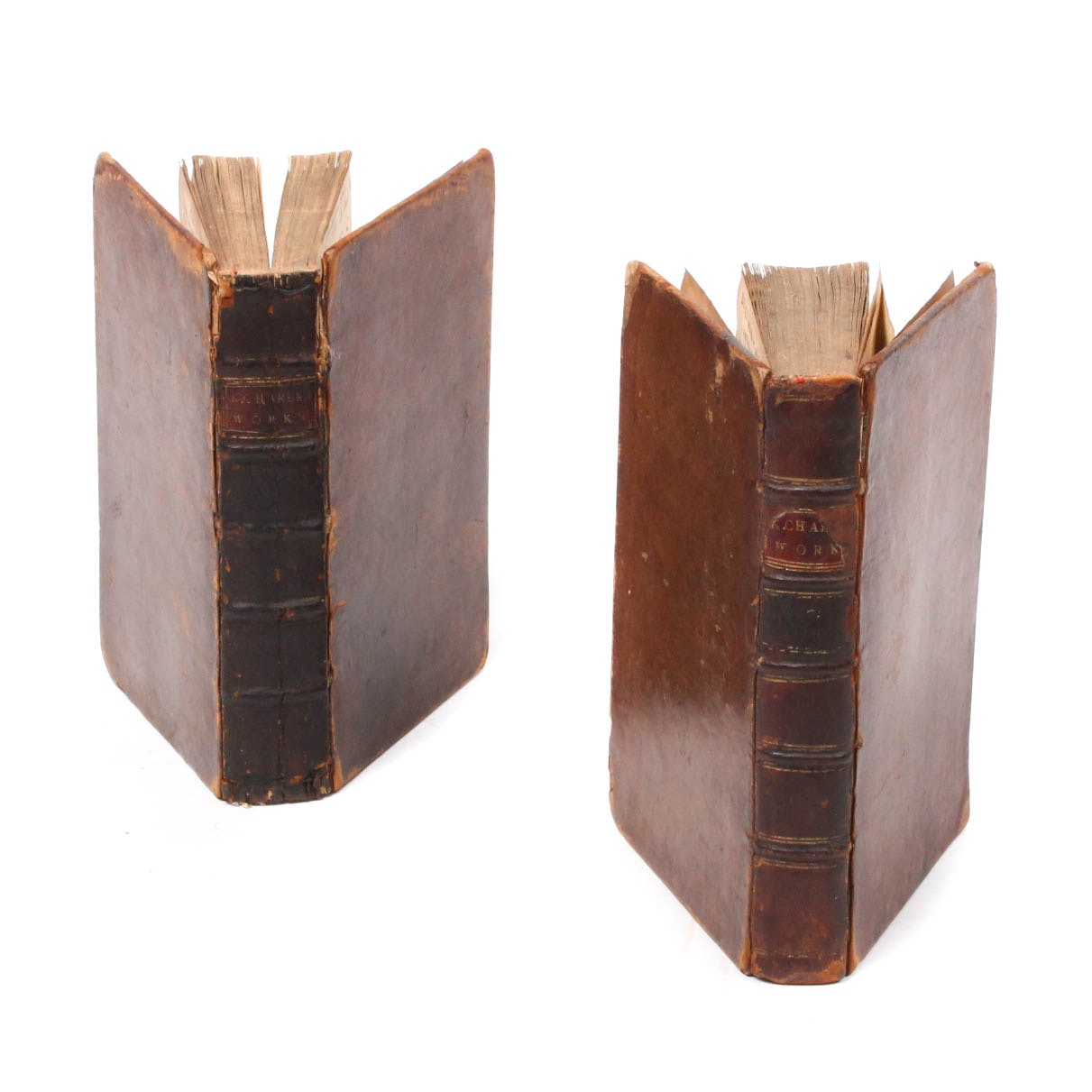 """1766 """"Works of King Charles I"""" in Two Volumes"""