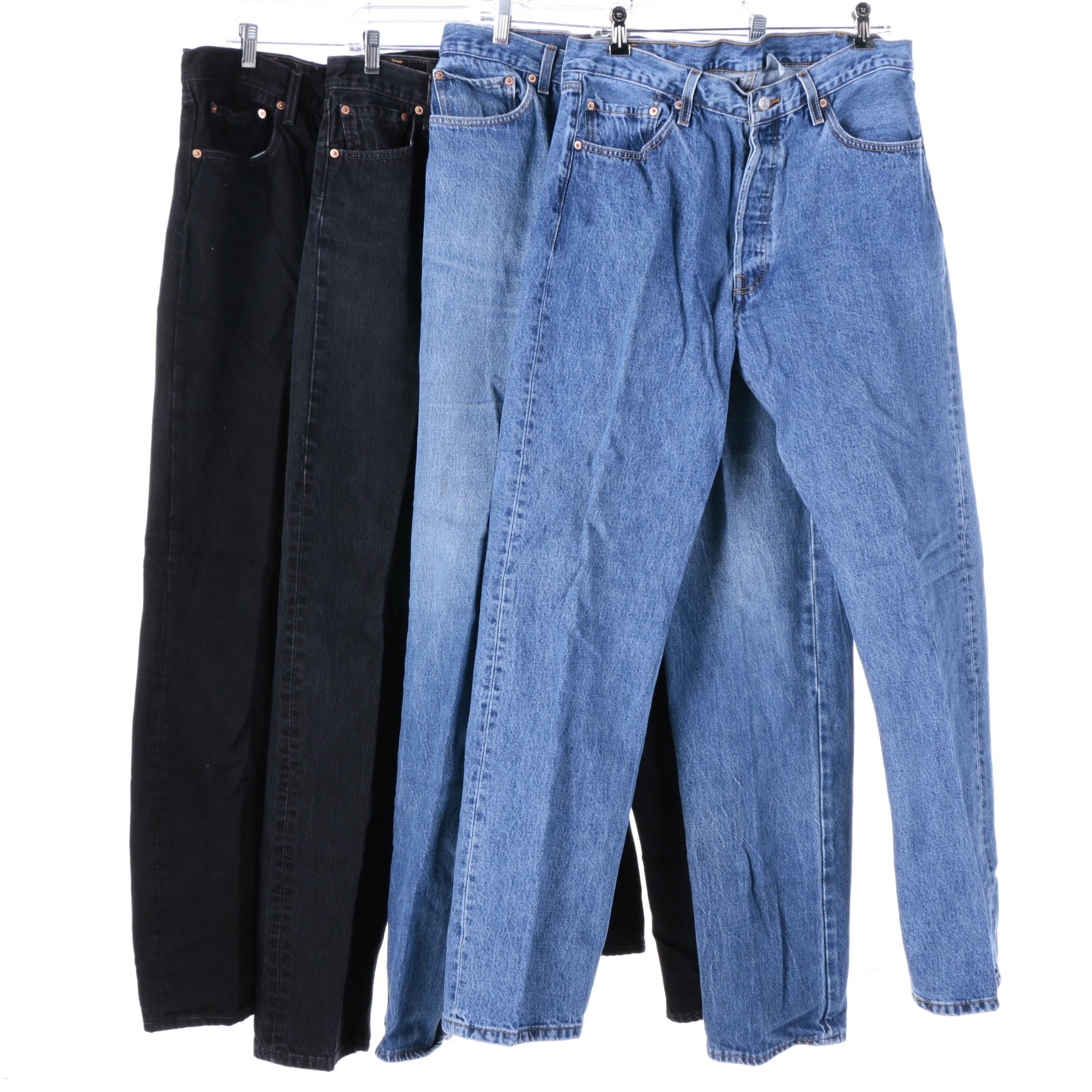 Levi Strauss & Co. Men's Jeans