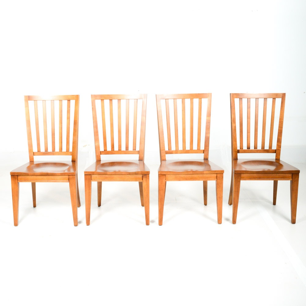 Set of Ethan Allen Dining Chairs